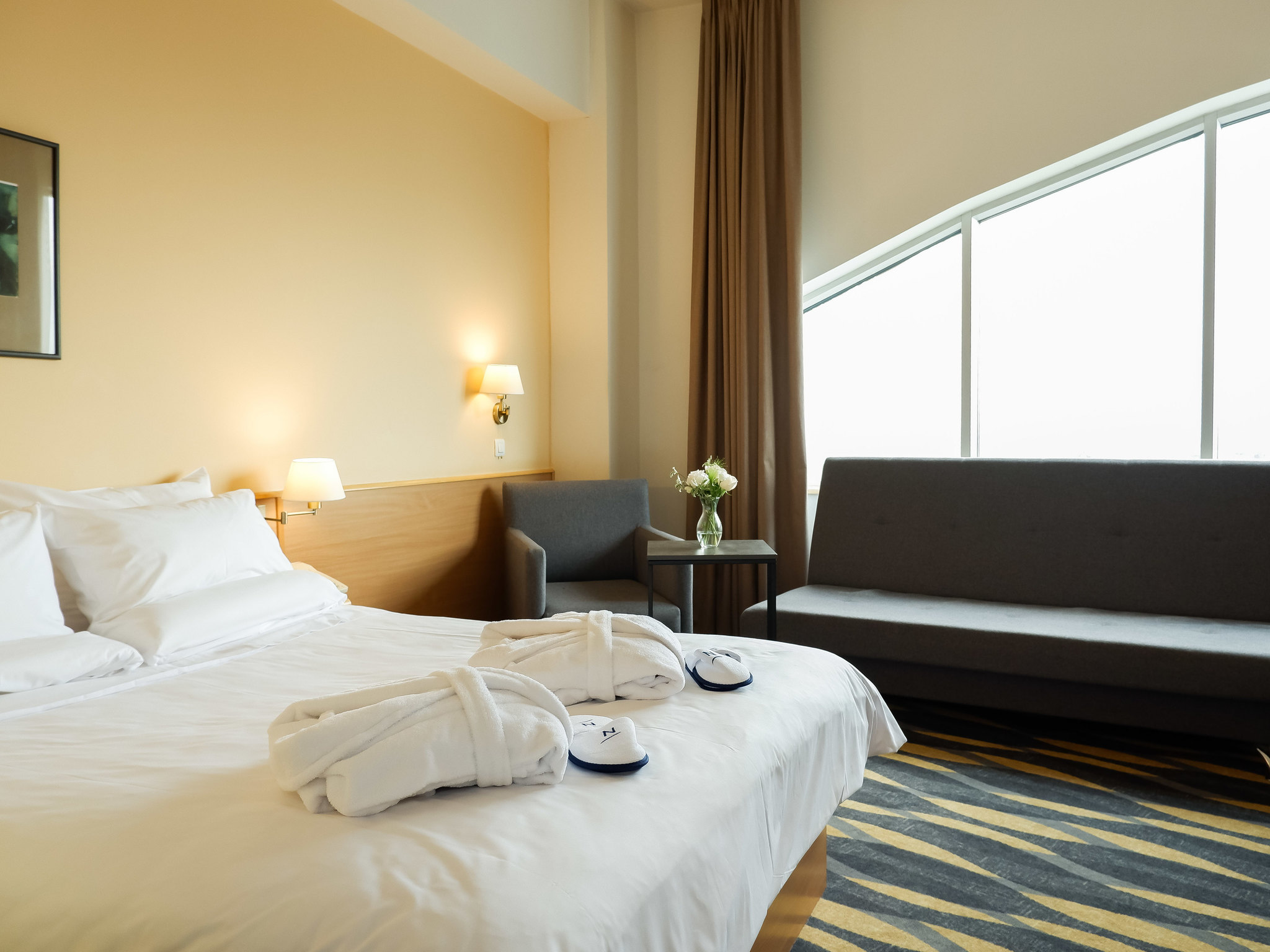 Hotell – Novotel Moscow Centre