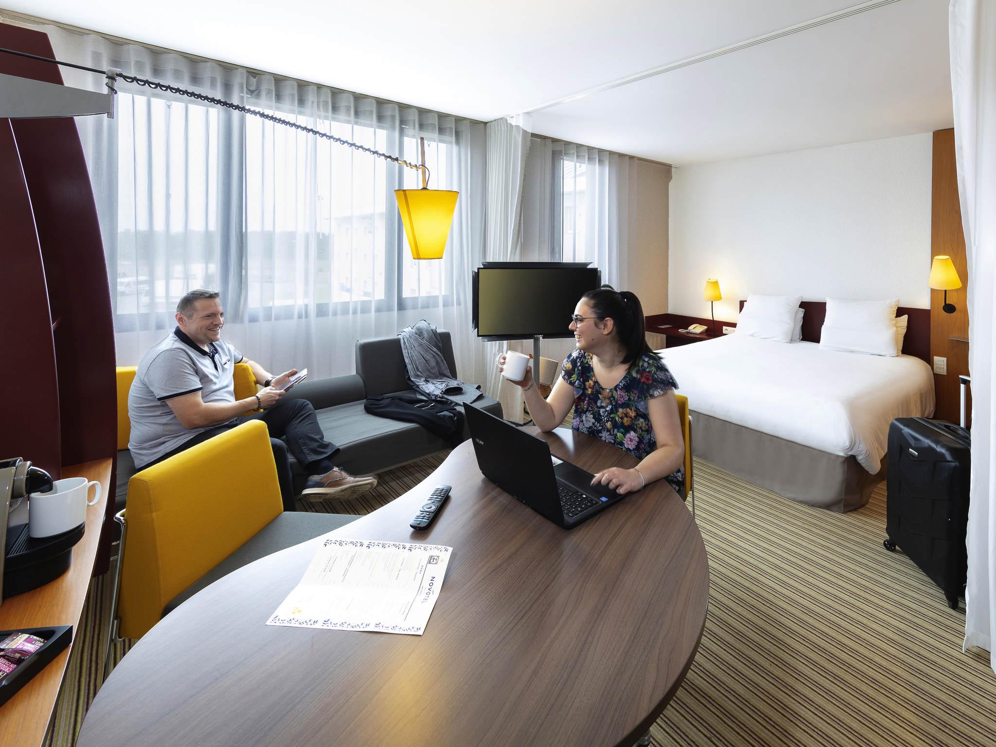 Hotel Novotel Suites Calais Coquelles Tunnel Sous La Manche