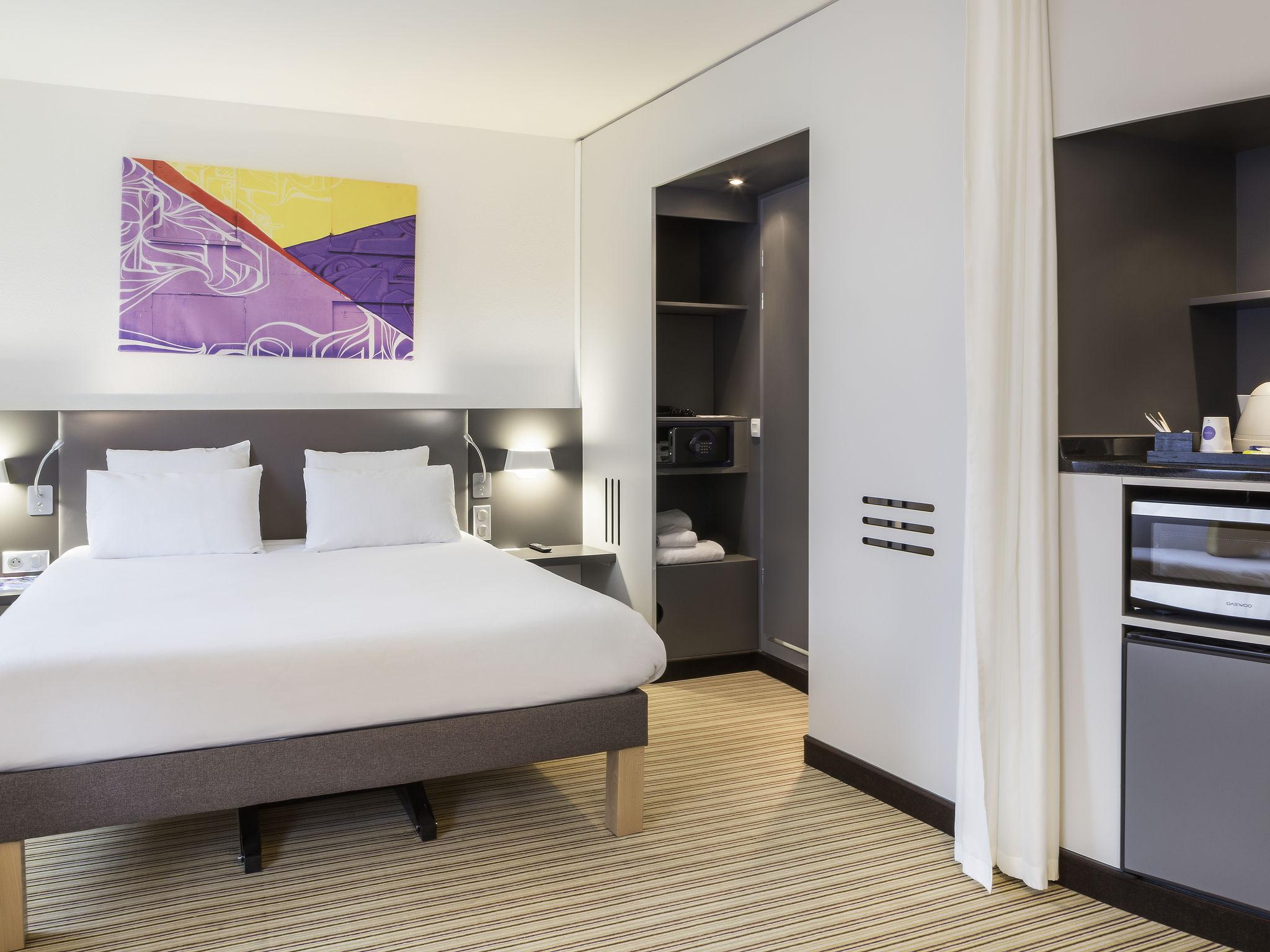 โรงแรม – Novotel Suites Paris Roissy-CDG