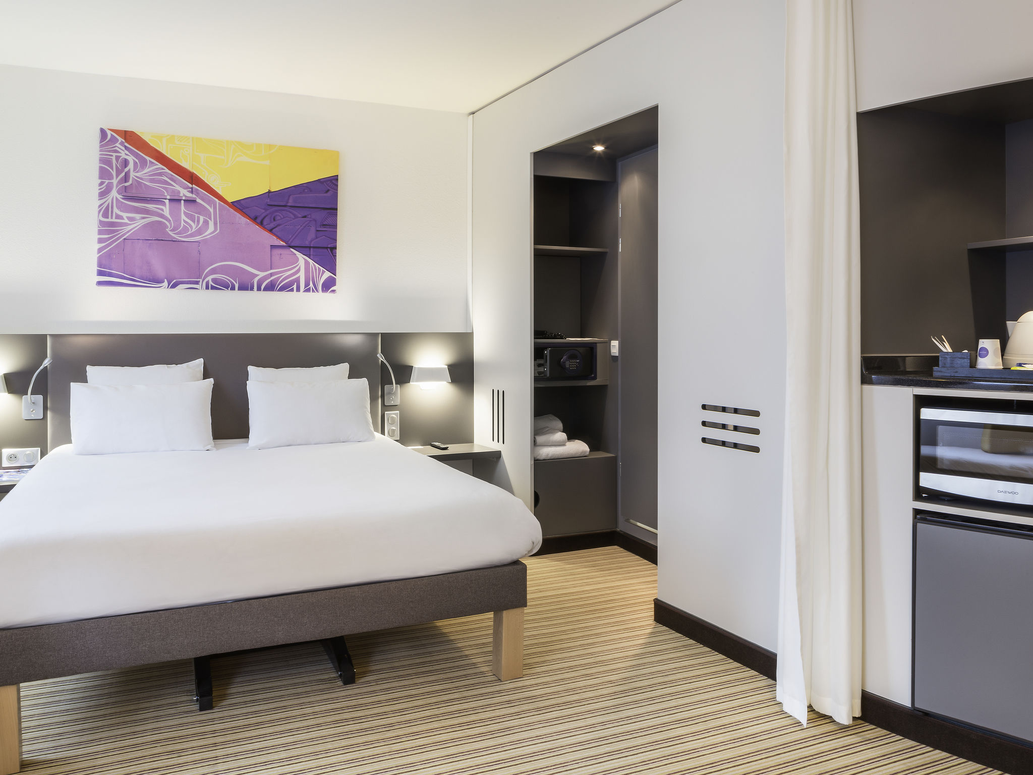 Hôtel - Novotel Suites Paris Roissy-CDG