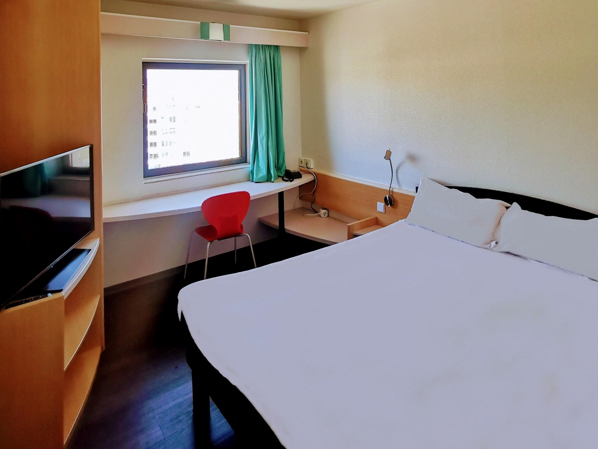โรงแรม – ibis Leiria Fatima