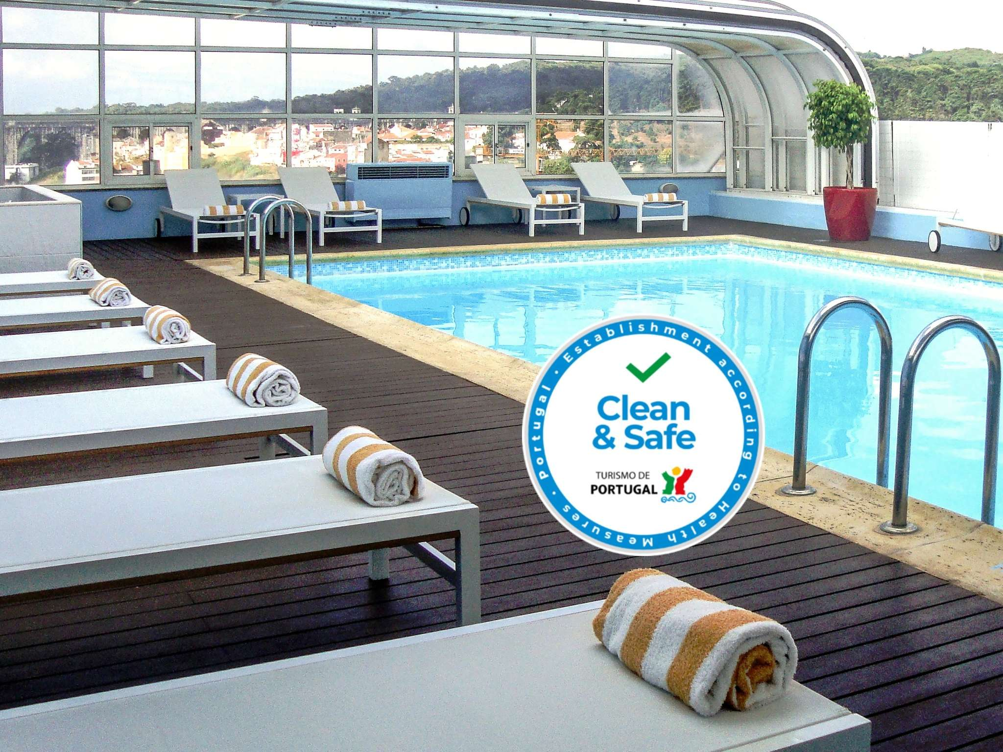 Hotell – Mercure Lisboa Hotel
