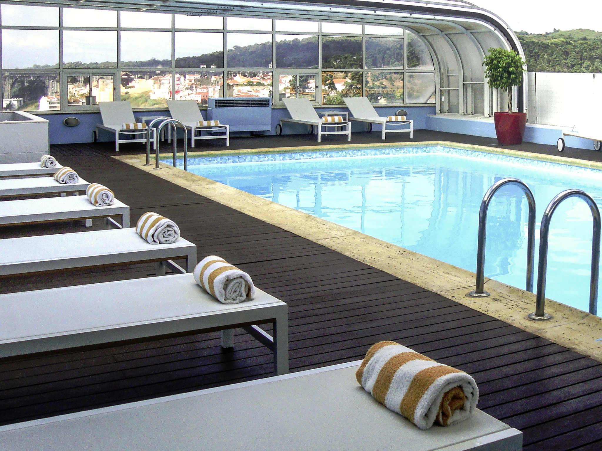 โรงแรม – Mercure Lisboa Hotel