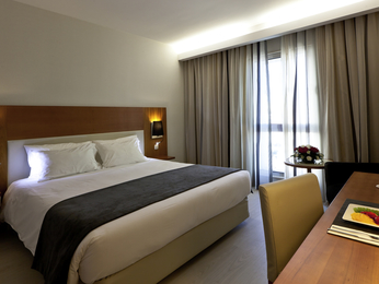 Rooms - Mercure Lisboa Hotel
