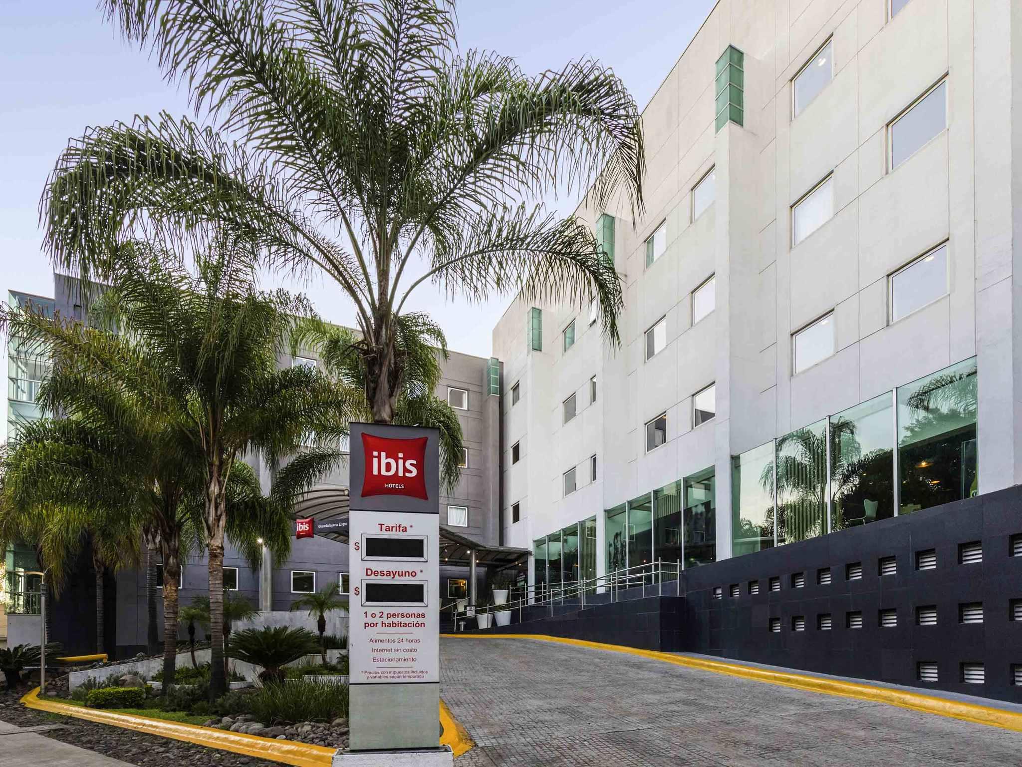 Отель — ibis Guadalajara Expo