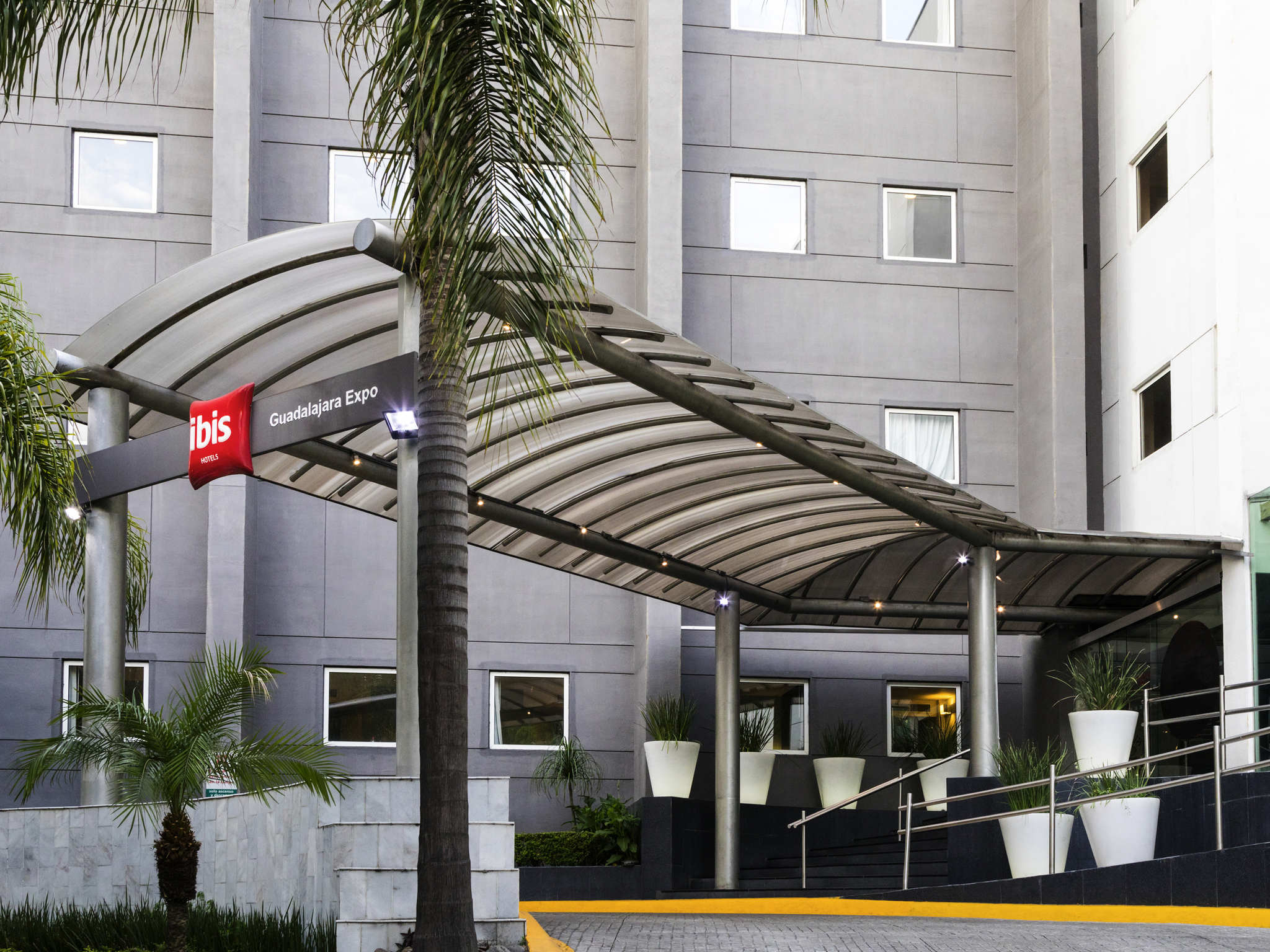 Hotel Ibis Guadalajara Expo