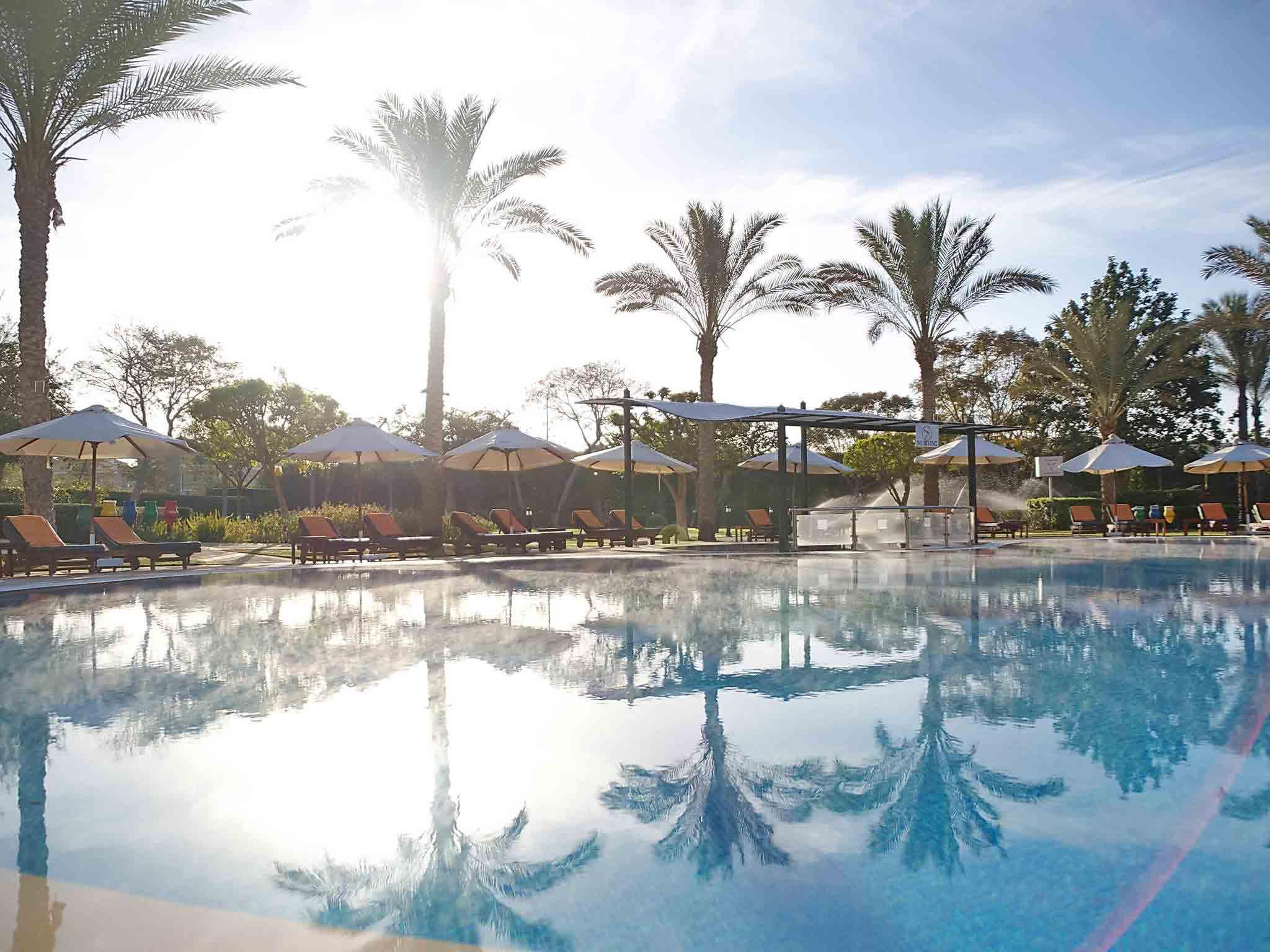 Hotel – Novotel Cairo 6th Of October