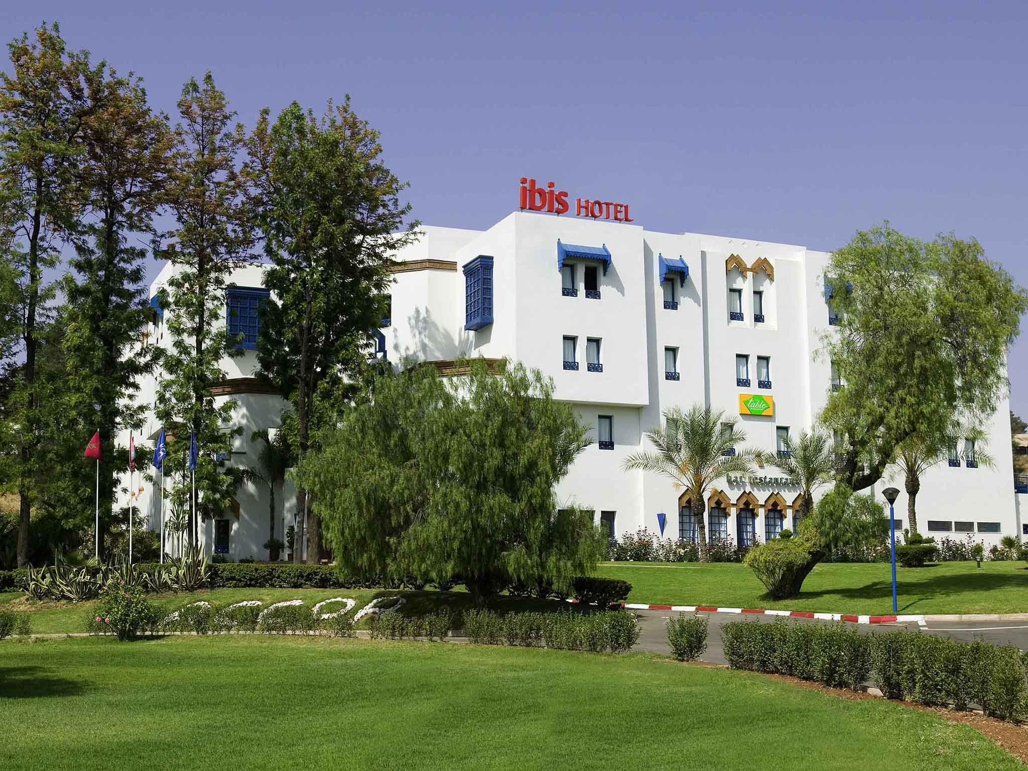 Отель — ibis Meknes