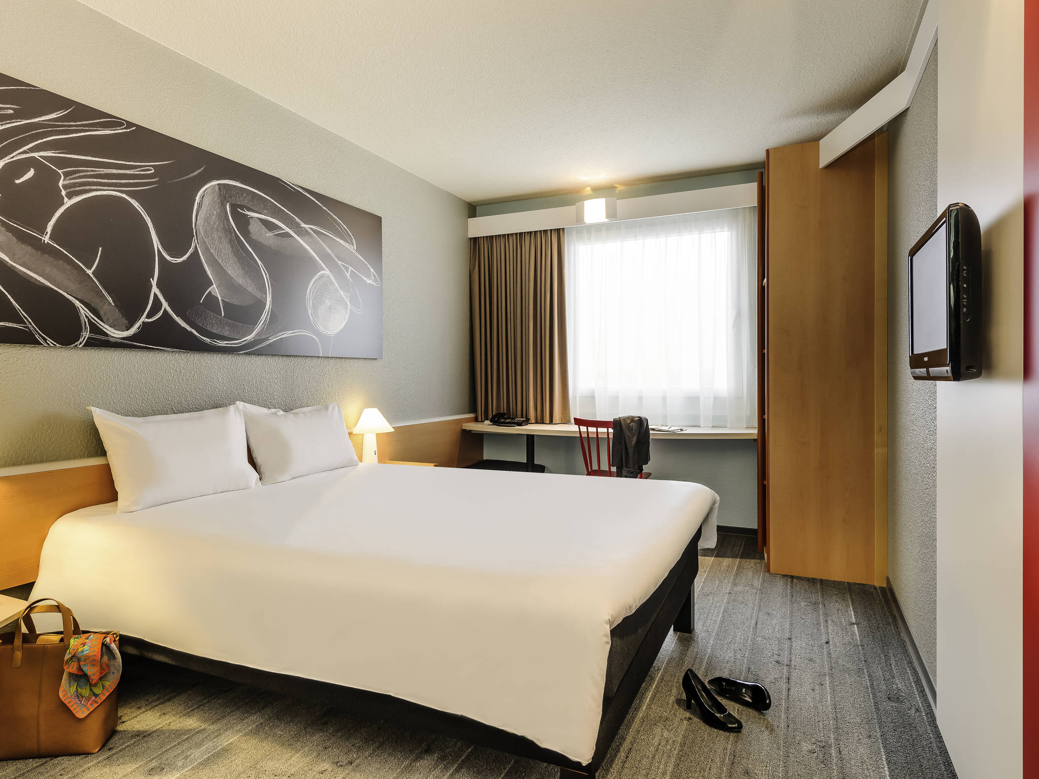 Отель — ibis Ганновер Сити