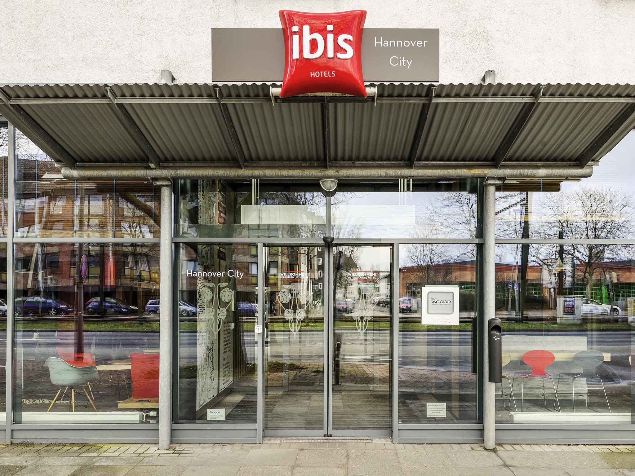 Gunstiges Hotel Hannover City Ibis Accor