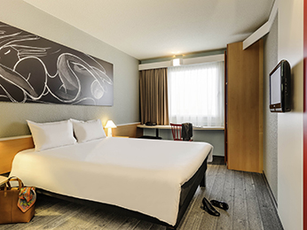 Rooms - ibis Hannover City