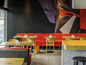 Restaurant - ibis Hannover City