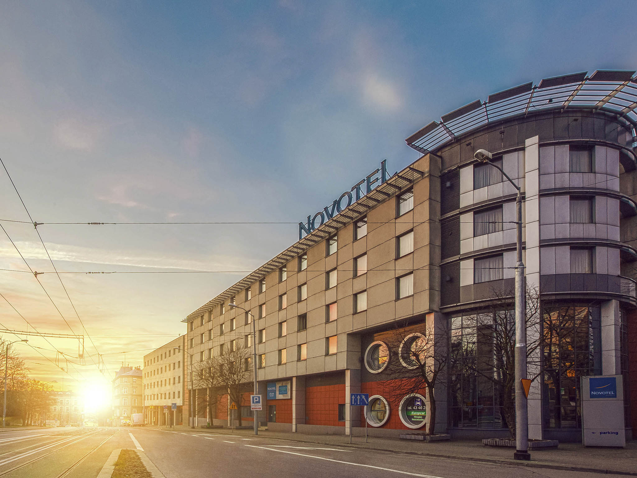 Hotel - Novotel Szczecin Centrum