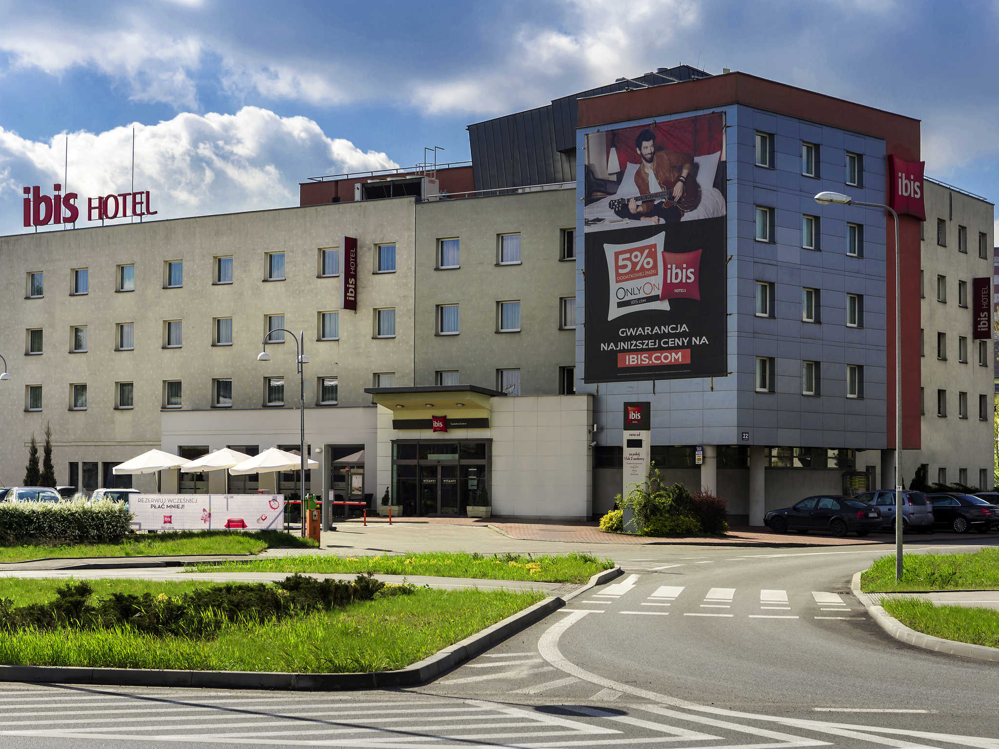 Hôtel - ibis Czestochowa