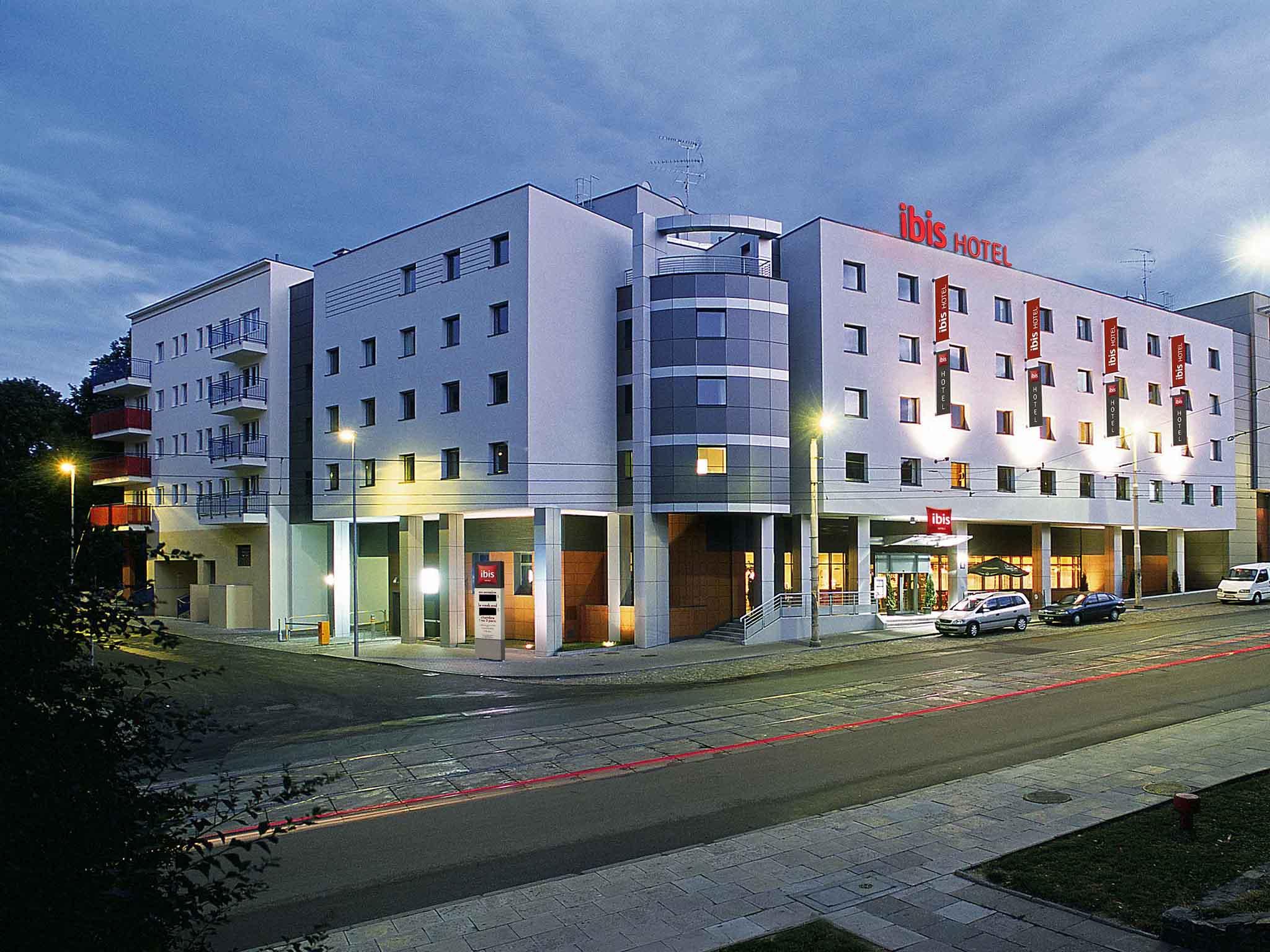 Отель — ibis Щецин Центр