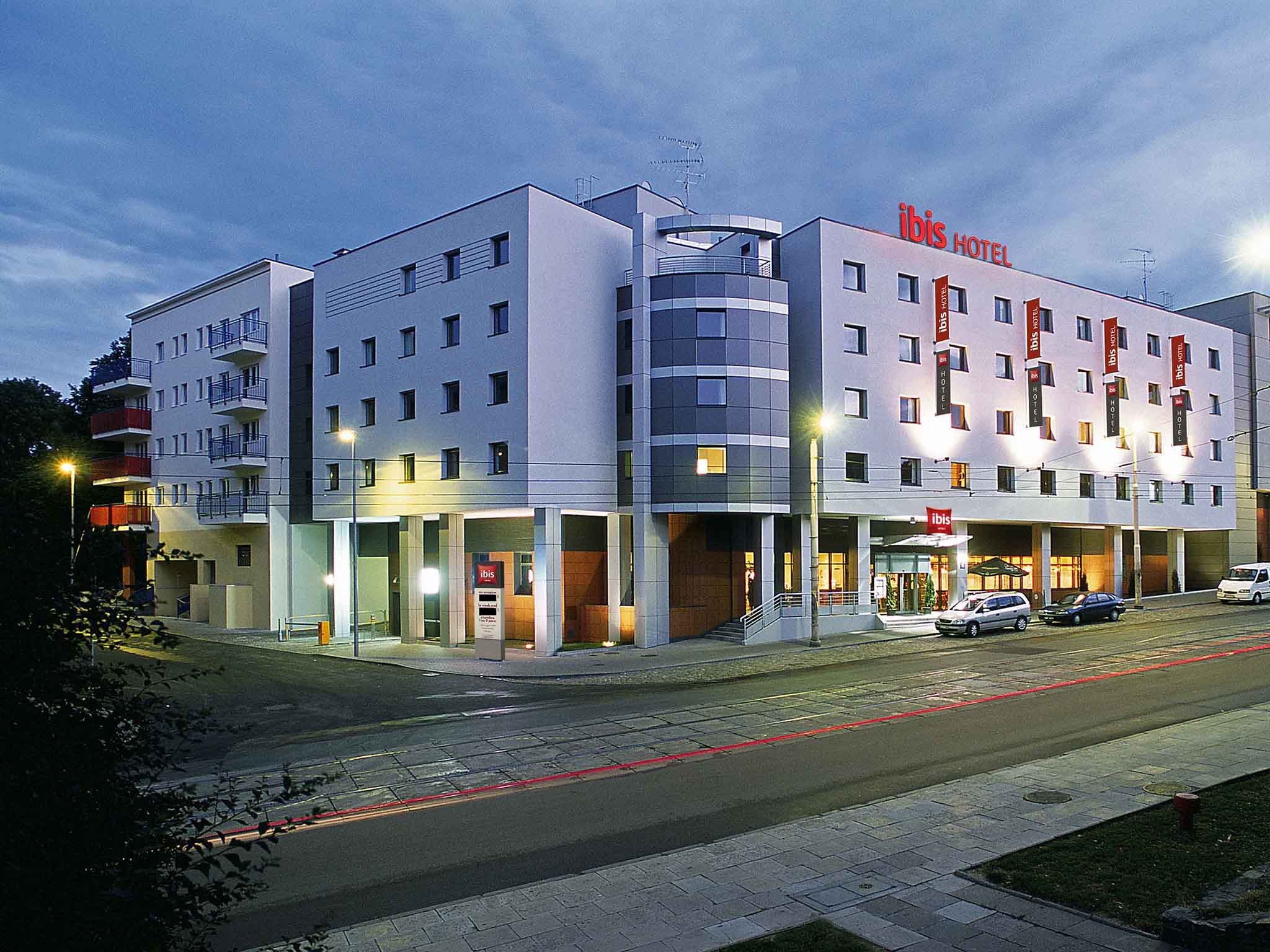 โรงแรม – ibis Szczecin Centrum