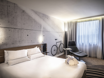Rooms - Novotel Krakow Centrum