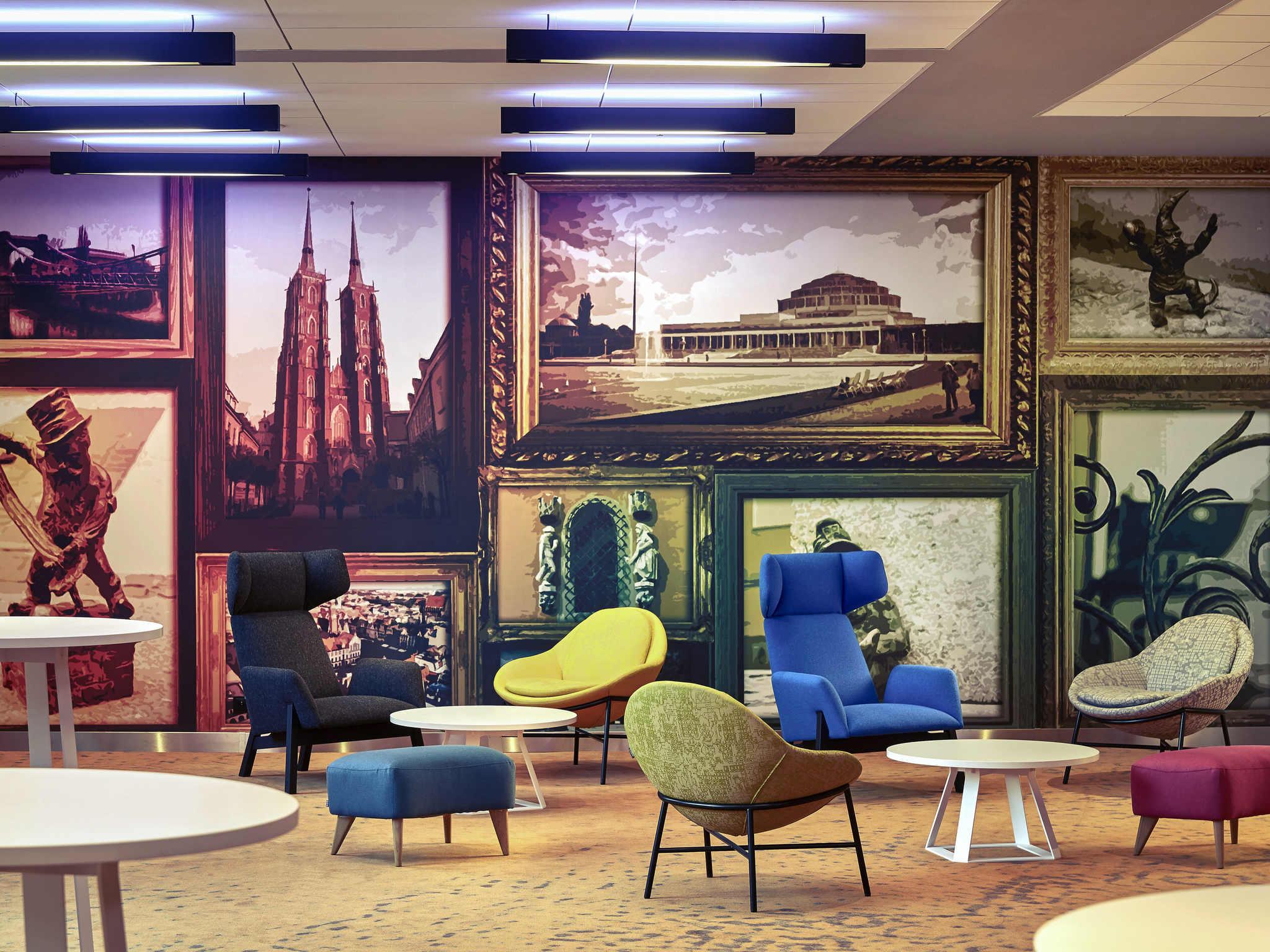Hotel em wroclaw hotel mercure wroclaw centrum for Hotels wroclaw