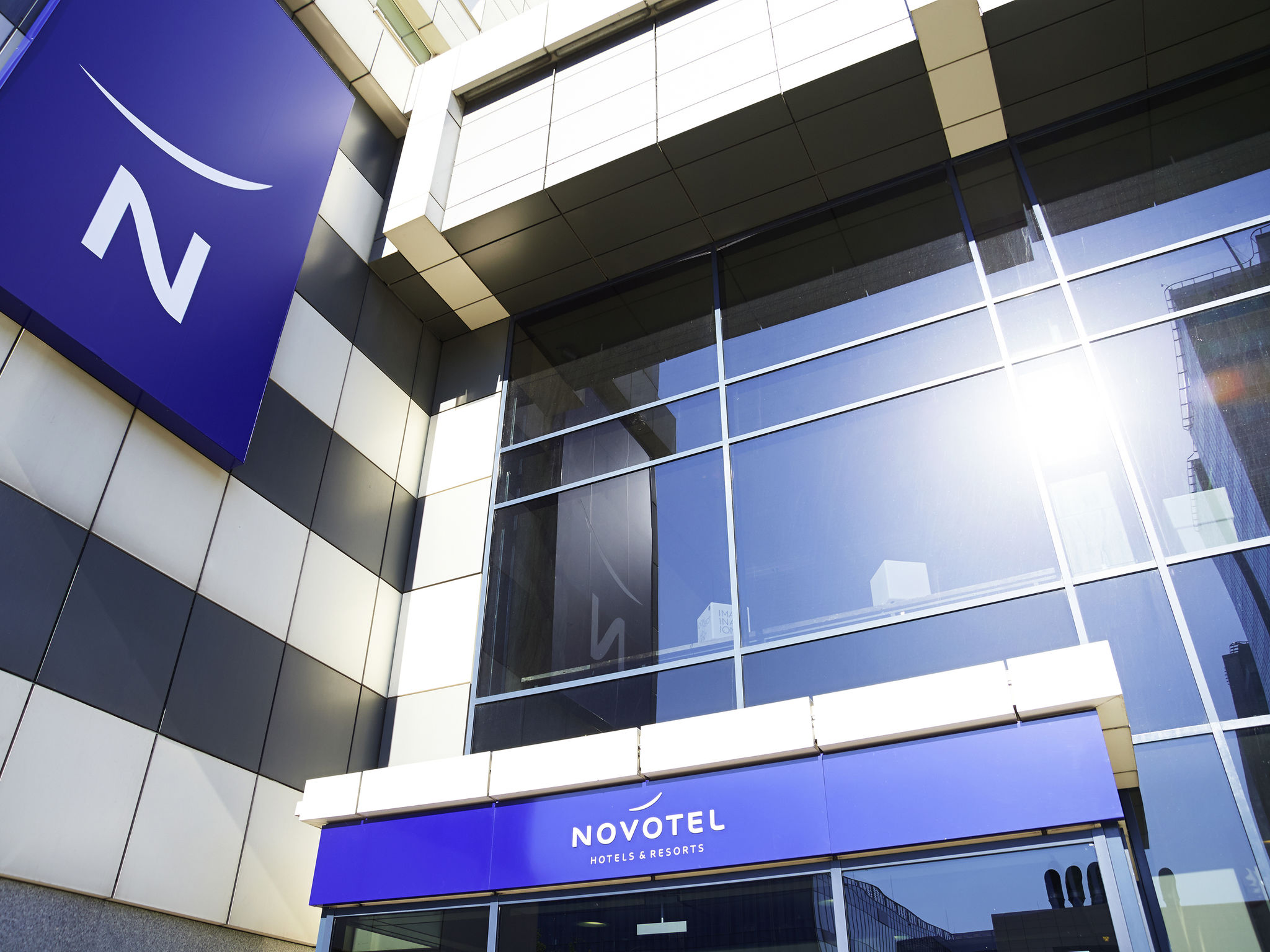 فندق - Novotel Poznan Centrum