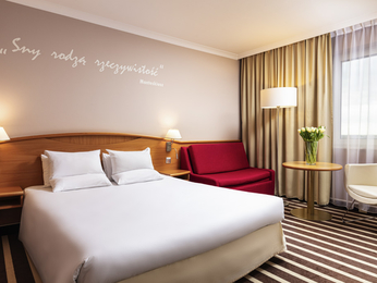 Rooms - Novotel Poznan Centrum