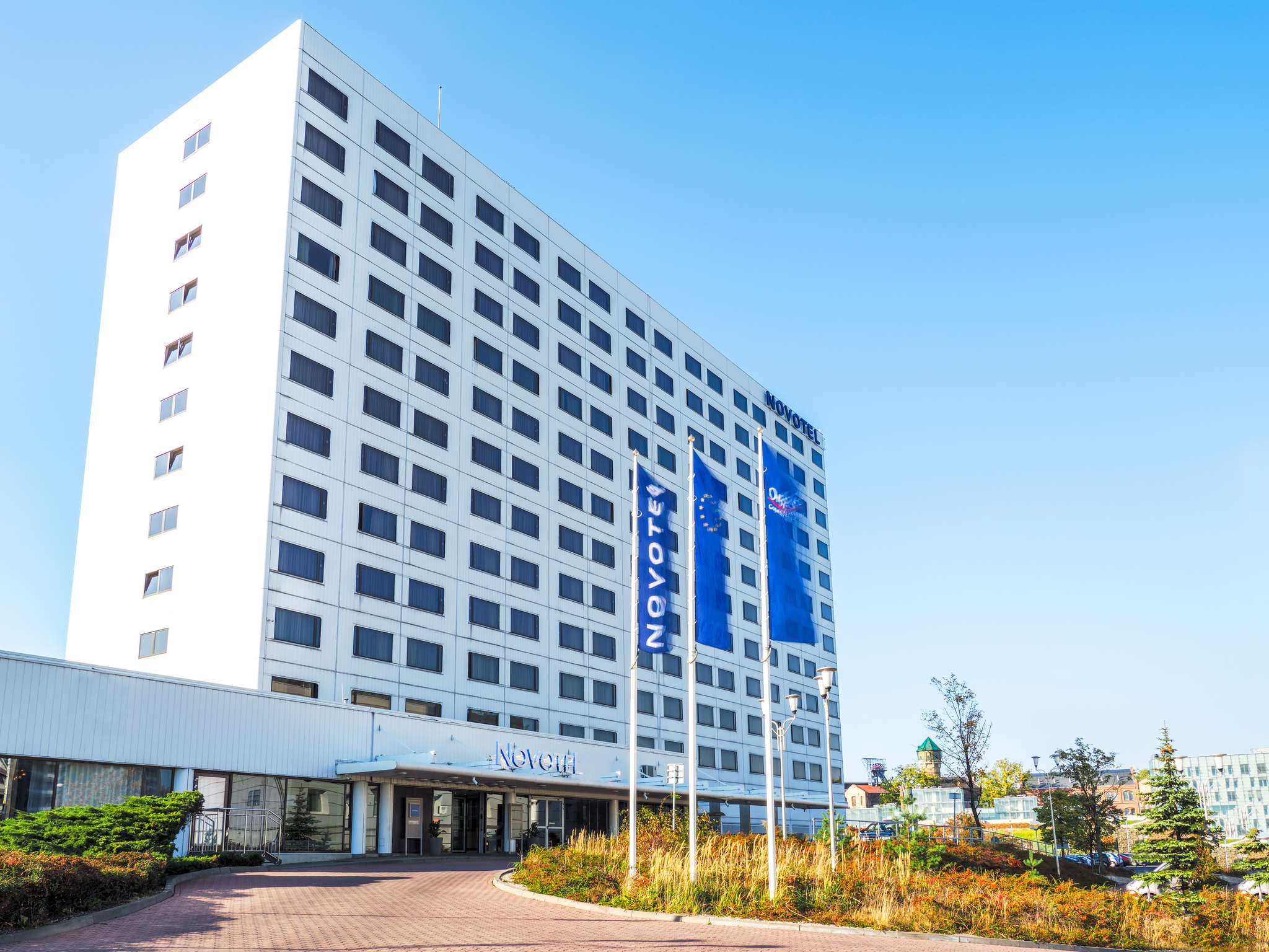 Otel – Novotel Katowice Centrum