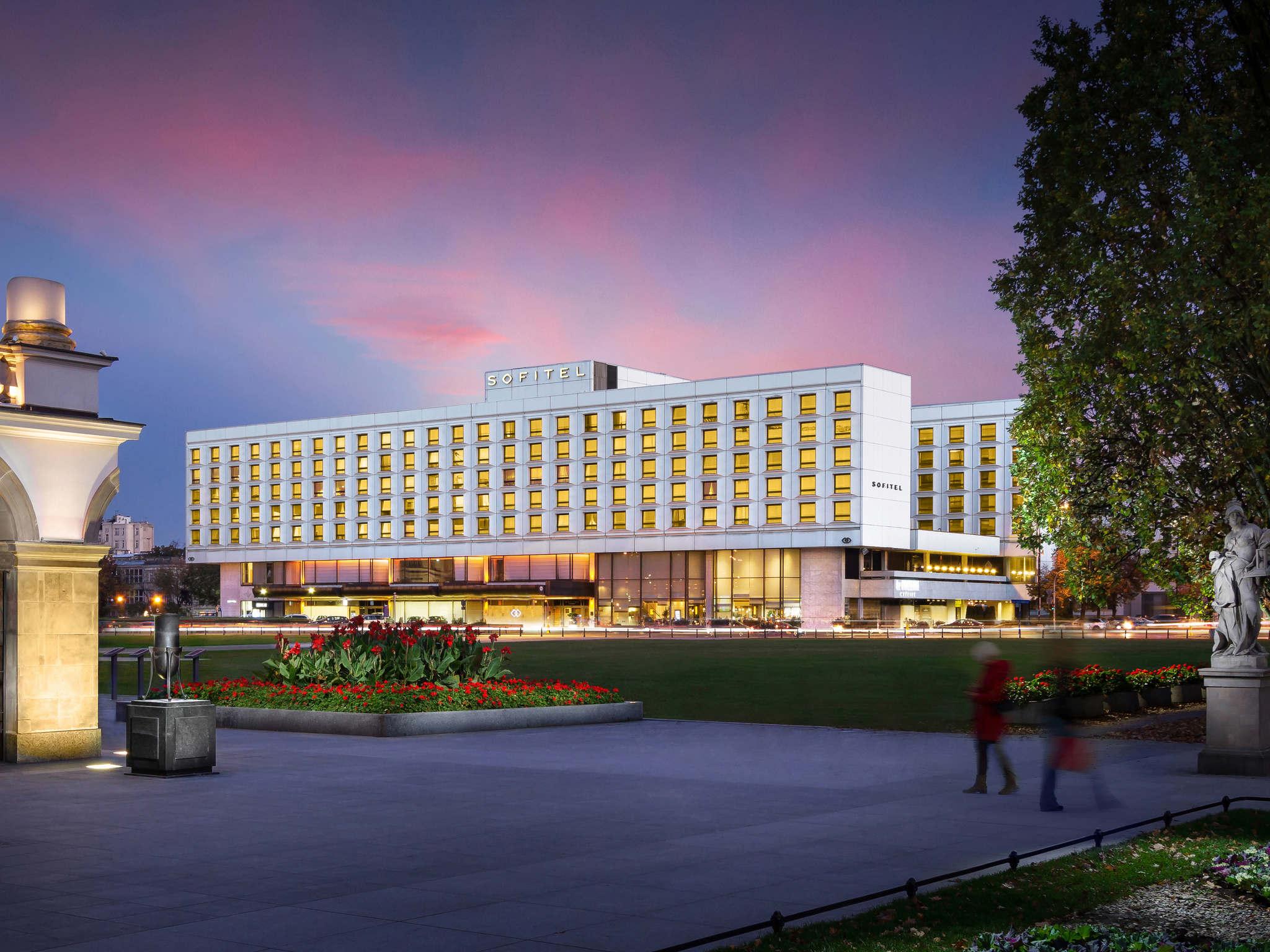 Hotel – Sofitel Warsaw Victoria