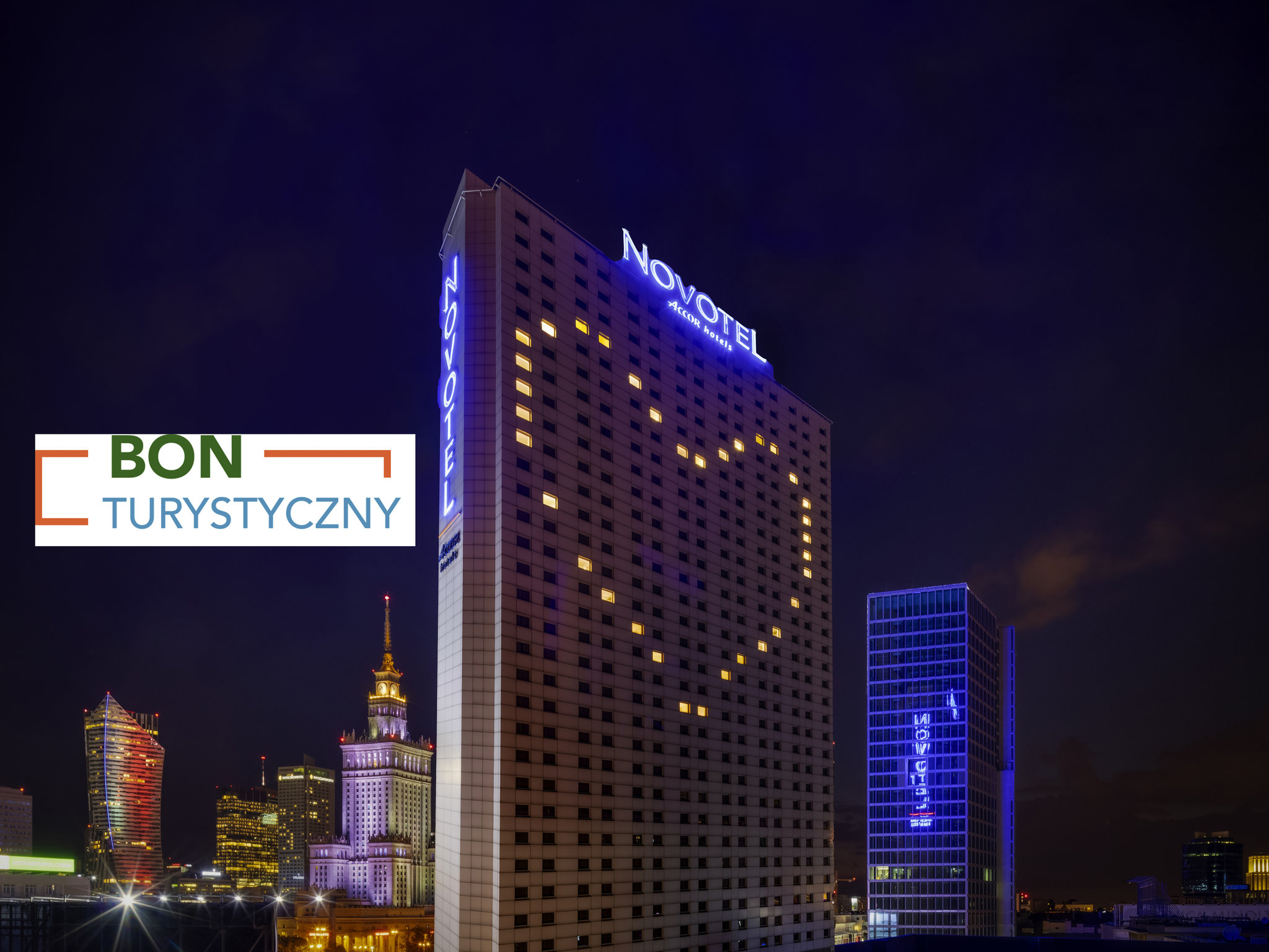 Hotel - Novotel Warszawa Centrum