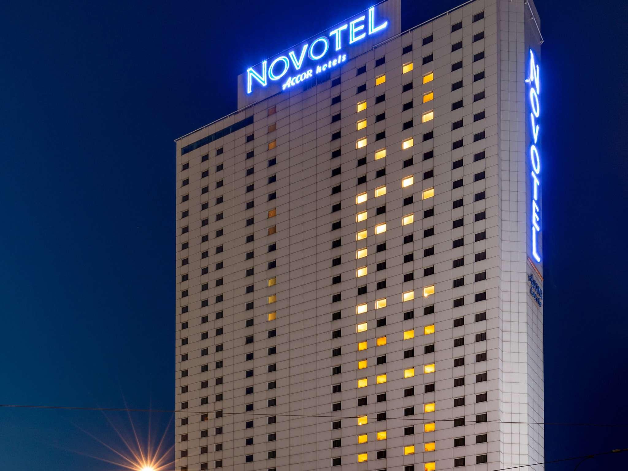 Hotell – Novotel Warszawa Centrum