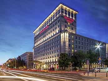 Hotel Mercure Warszawa Grand