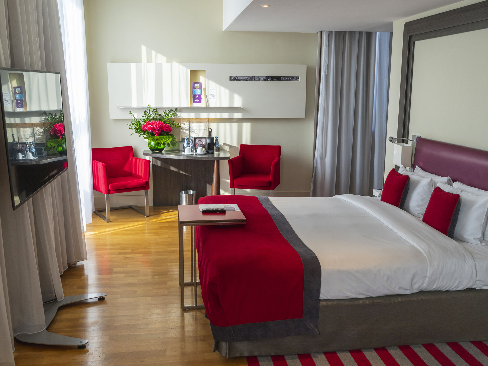 Different Types Of Hotel Rooms
