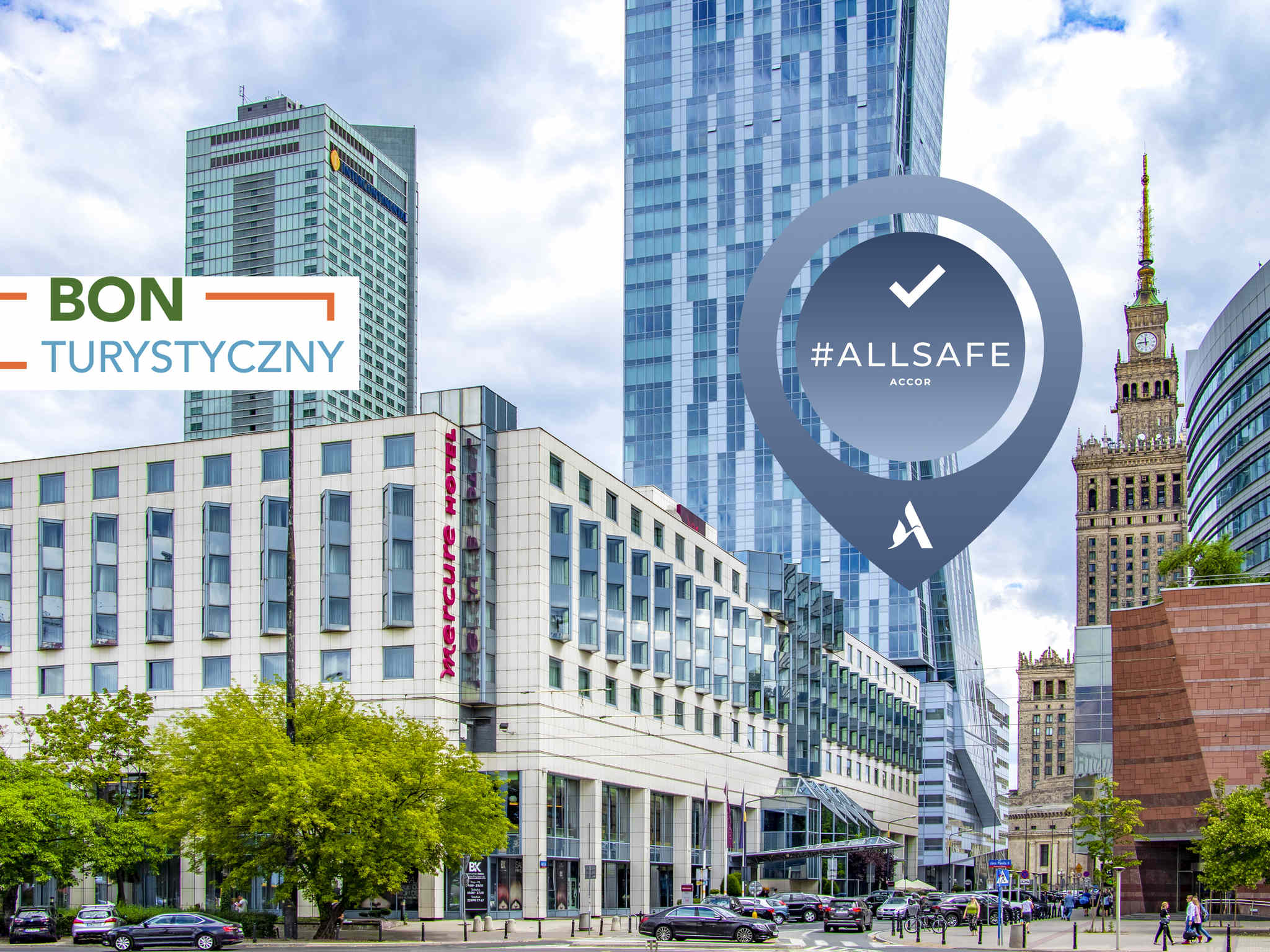 Hotel – Mercure Warszawa Centrum