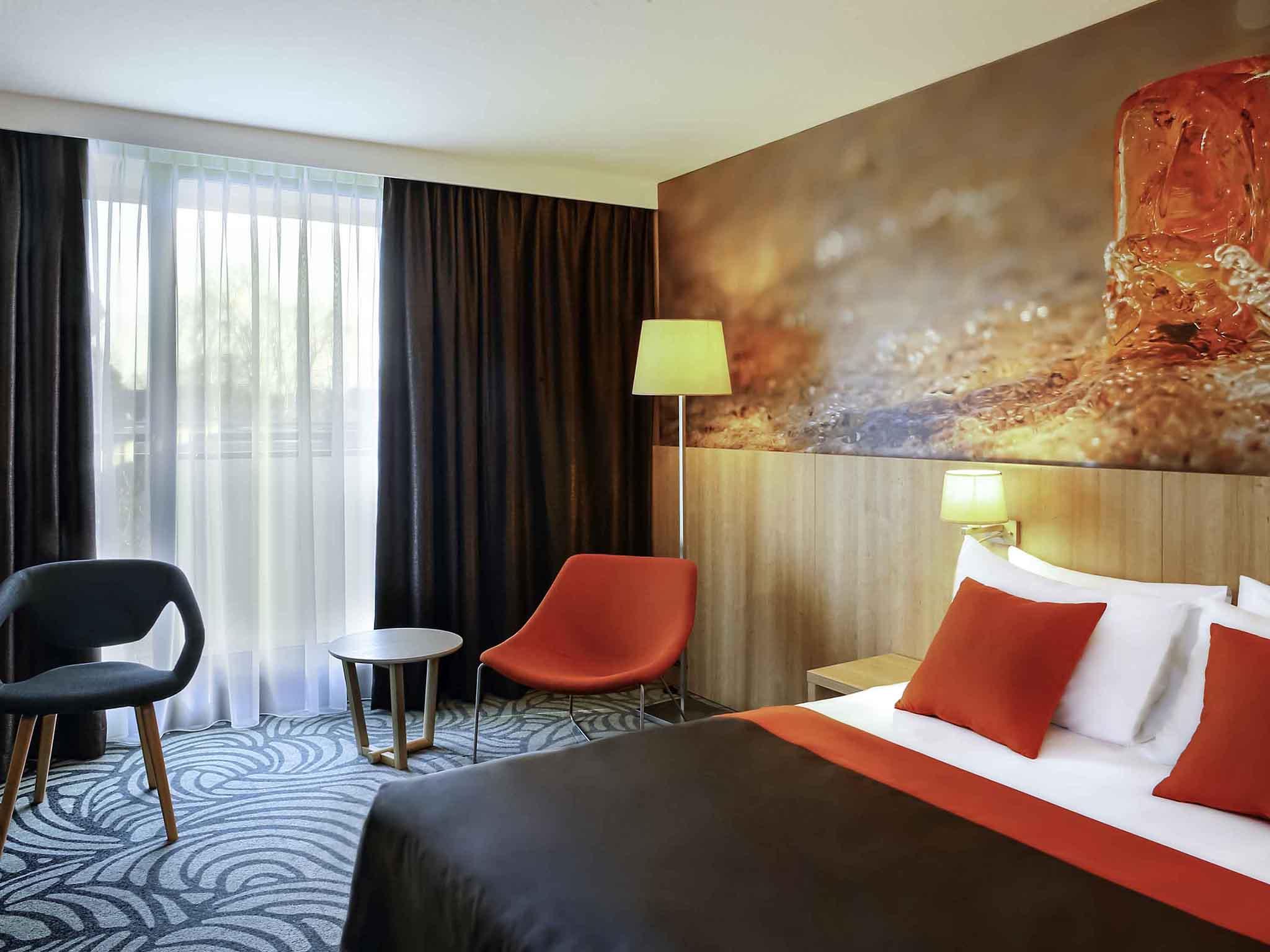 호텔 – Hotel Mercure Gdansk Posejdon