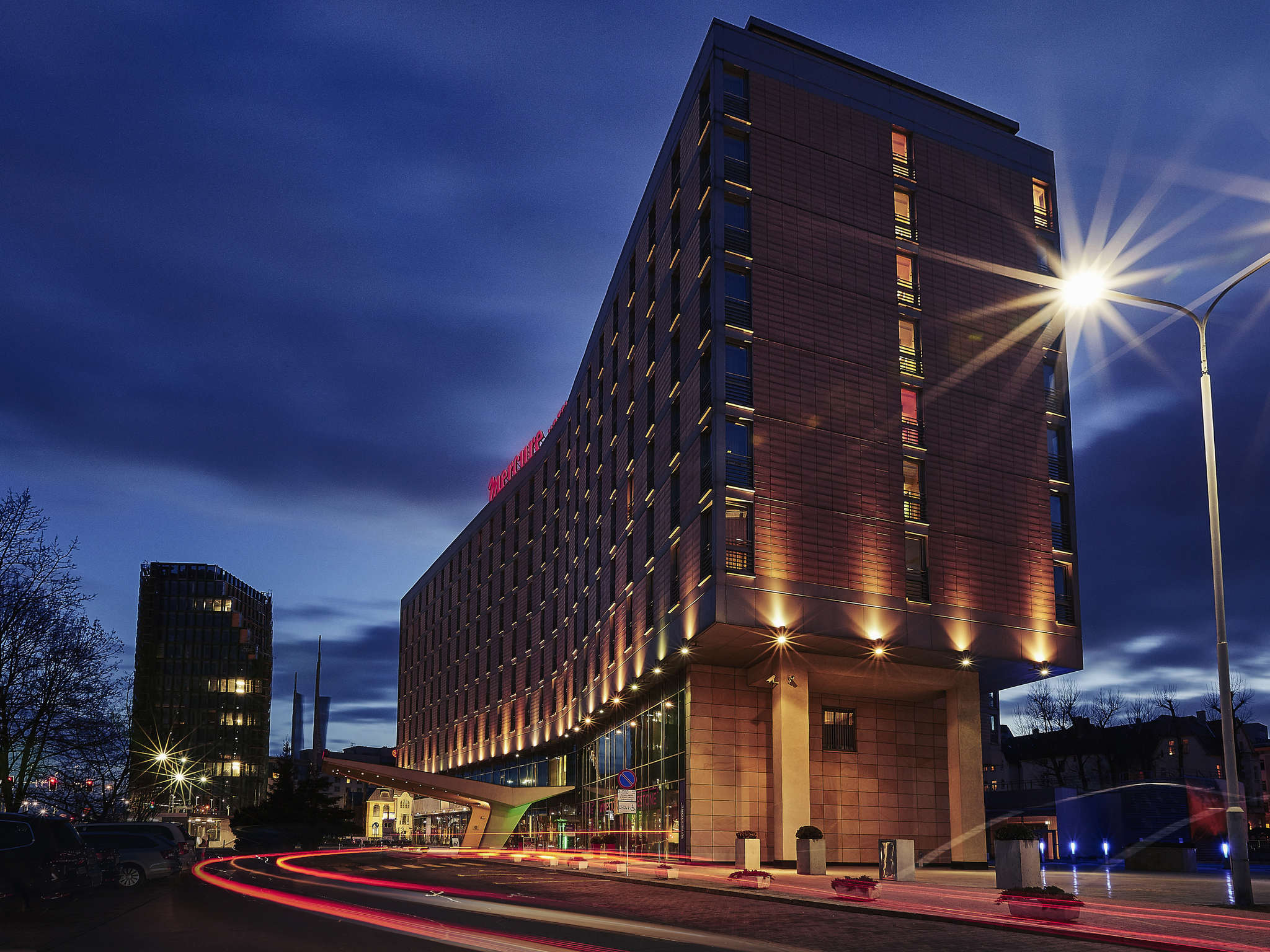 Hôtel - Hotel Mercure Poznan Centrum