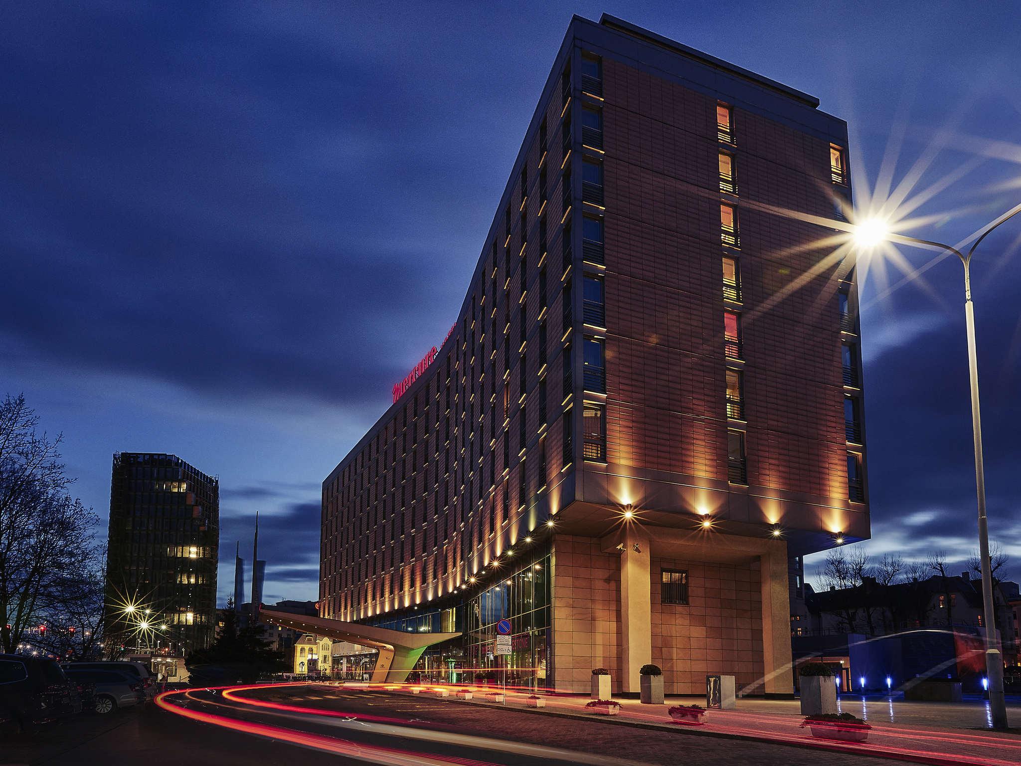 Отель — Mercure Познань Центр