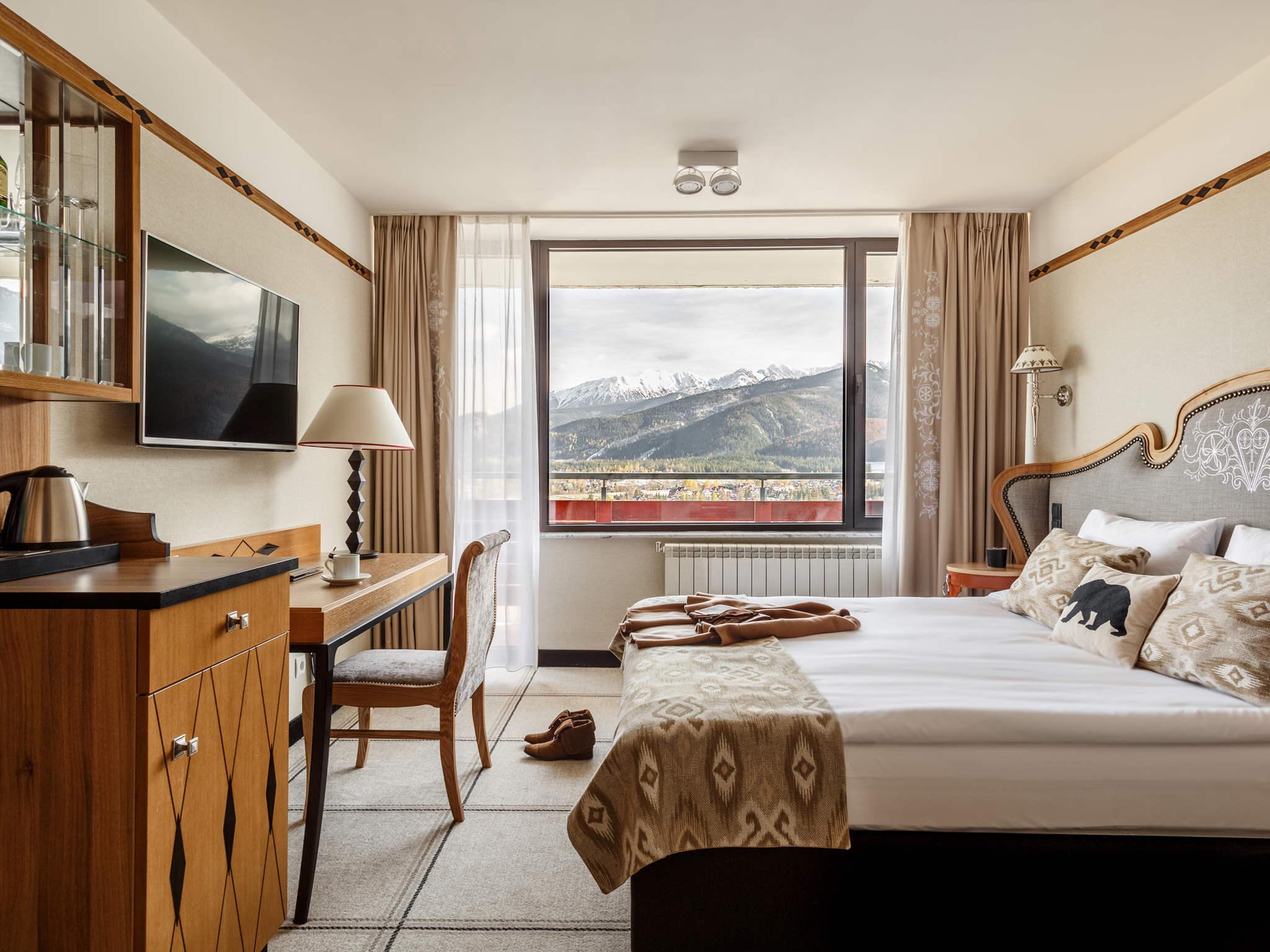Hotel – Mercure Zakopane Kasprowy