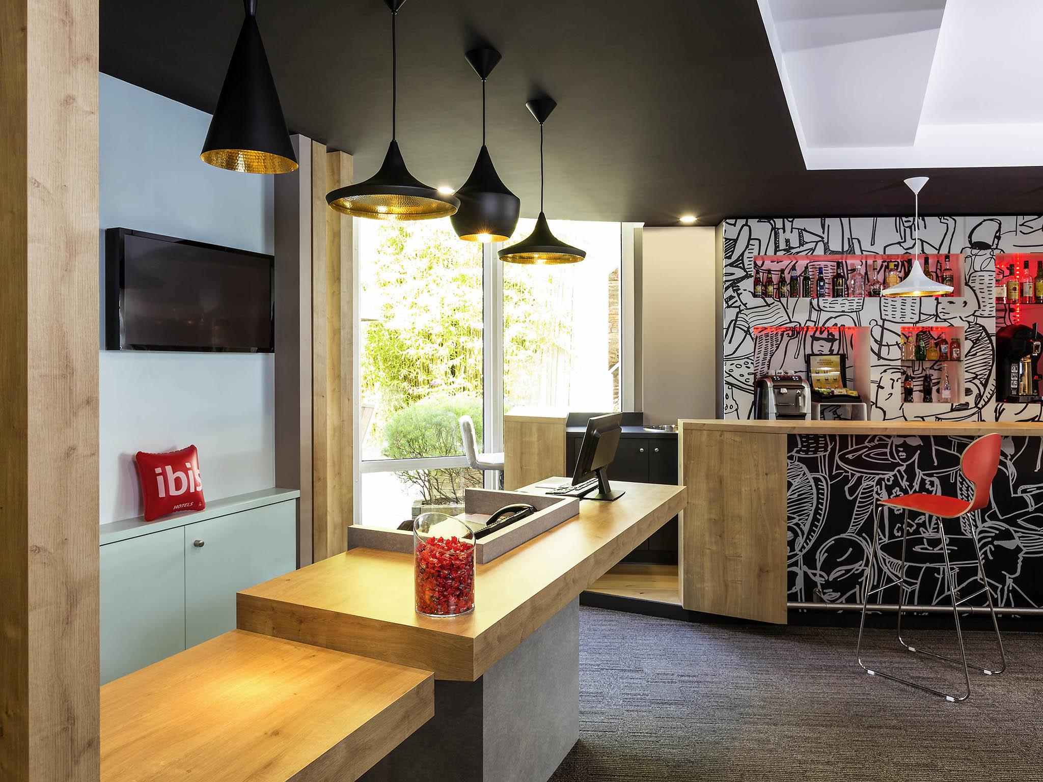 โรงแรม – ibis Lannion Côte de Granit Rose