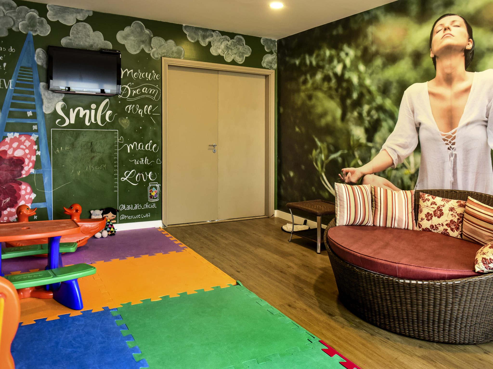 호텔 – Mercure Curitiba 7 de Setembro Hotel
