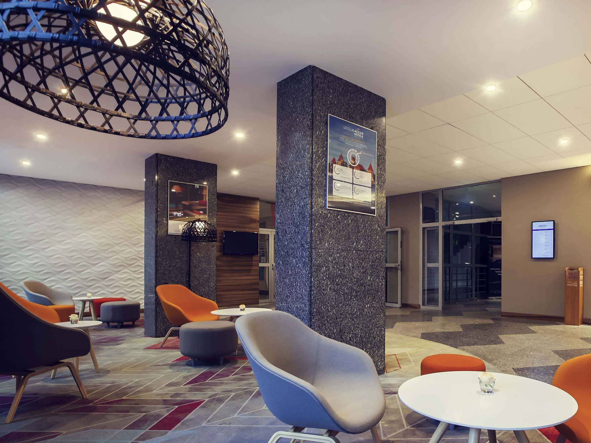Hotel - Hotel Mercure Czestochowa Centrum