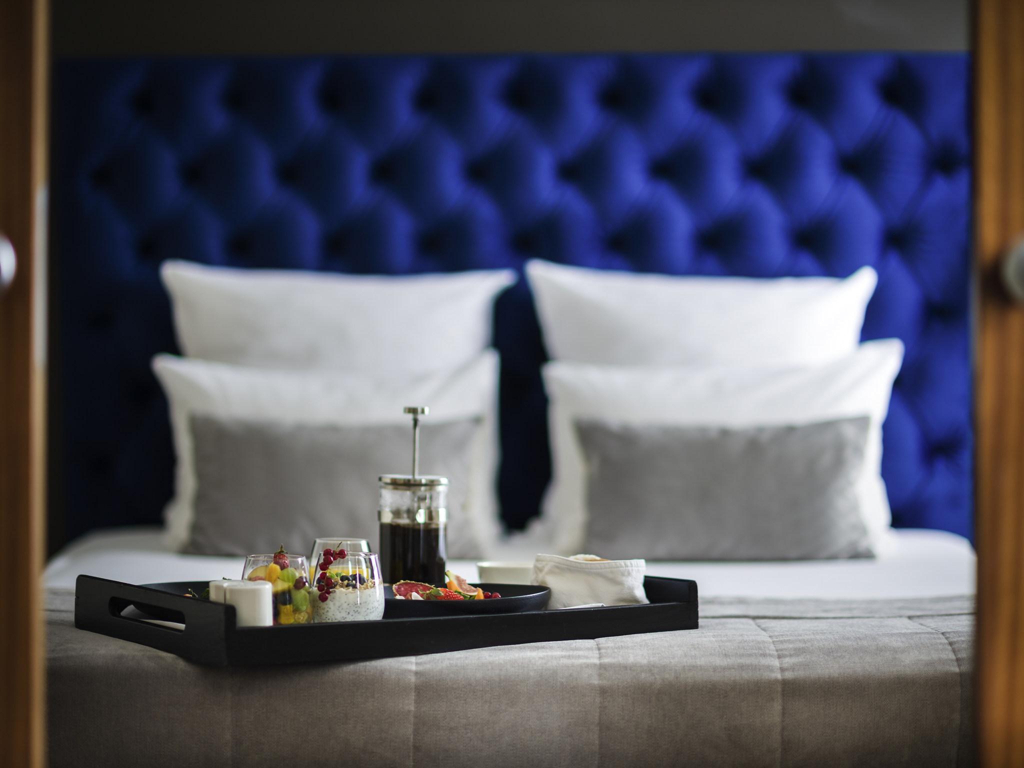 酒店 – 卢布林中心美居酒店(原卢布林乌尼亚美居酒店)