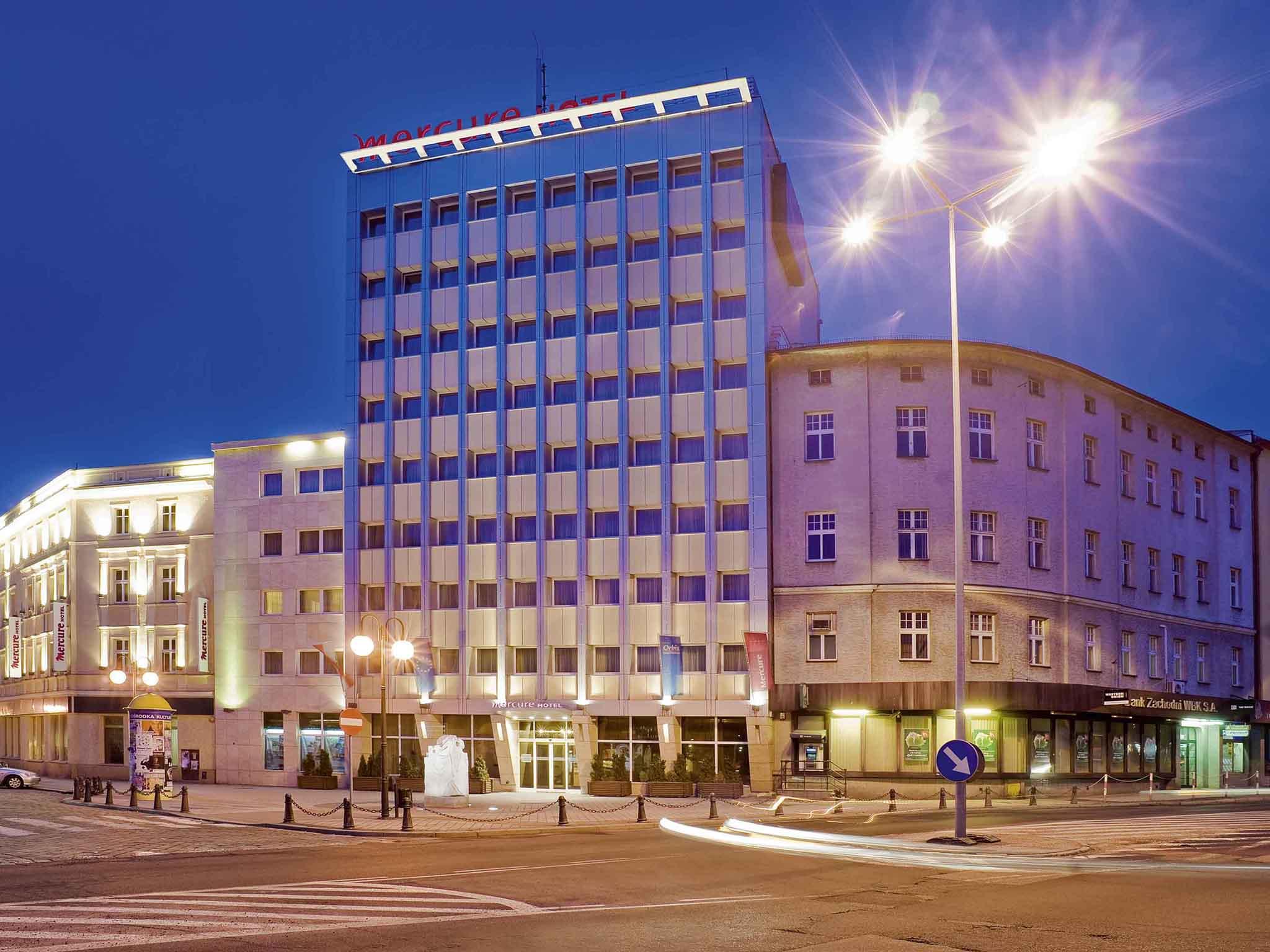 โรงแรม – Hotel Mercure Opole
