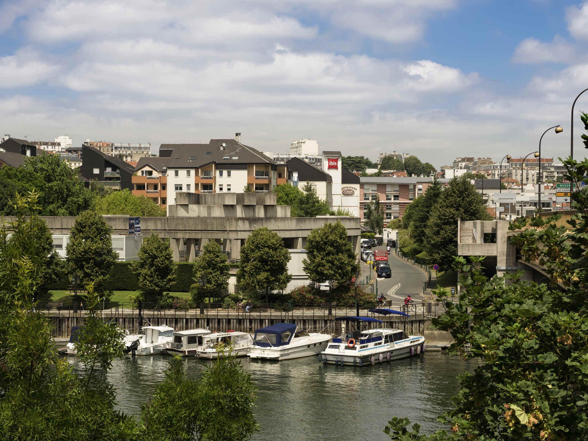 Hotell – ibis Nogent-sur-Marne