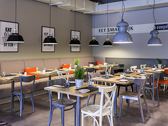 Restoran - Novotel Krakow City West