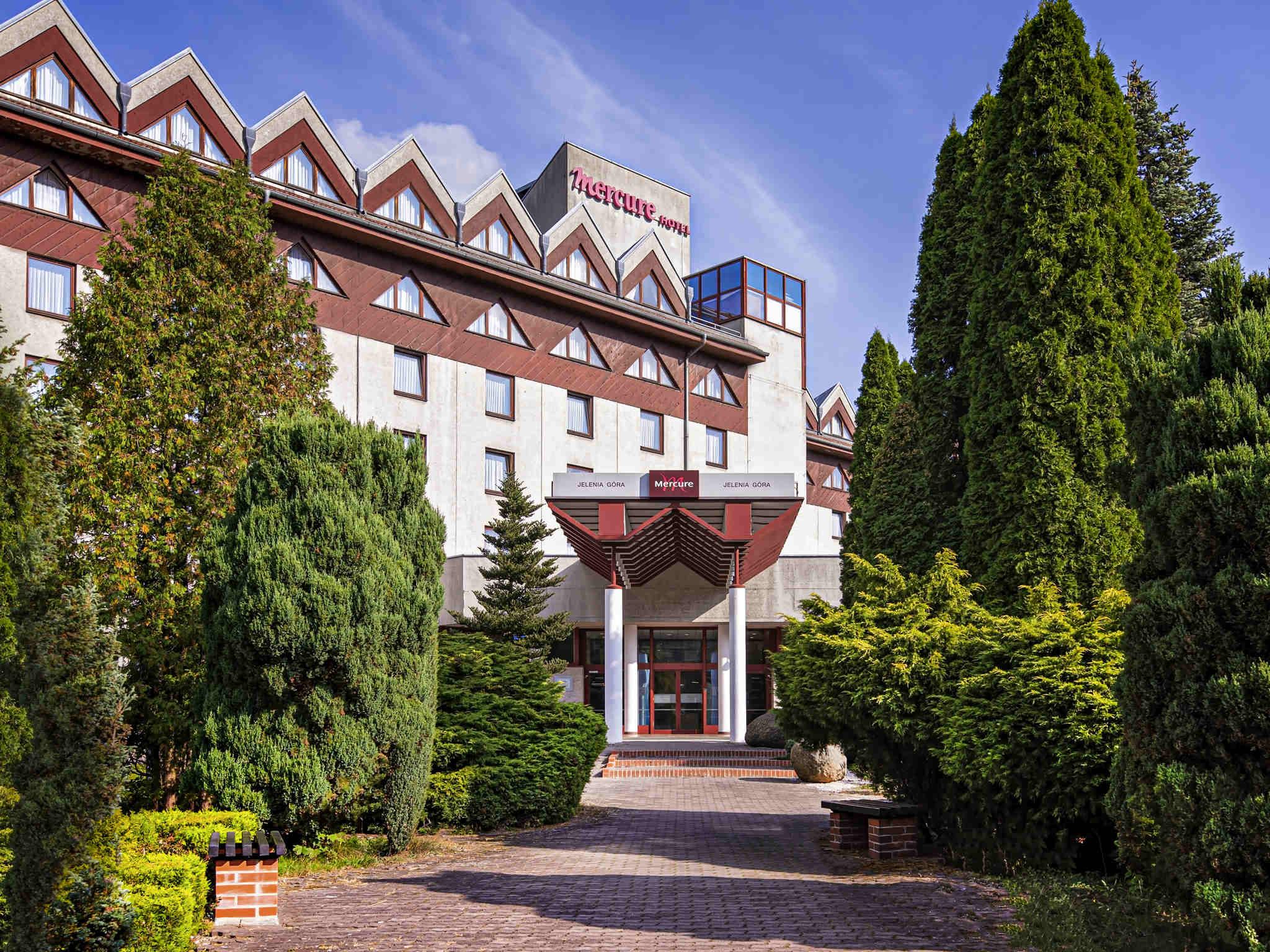 โรงแรม – Hotel Mercure Jelenia Gora