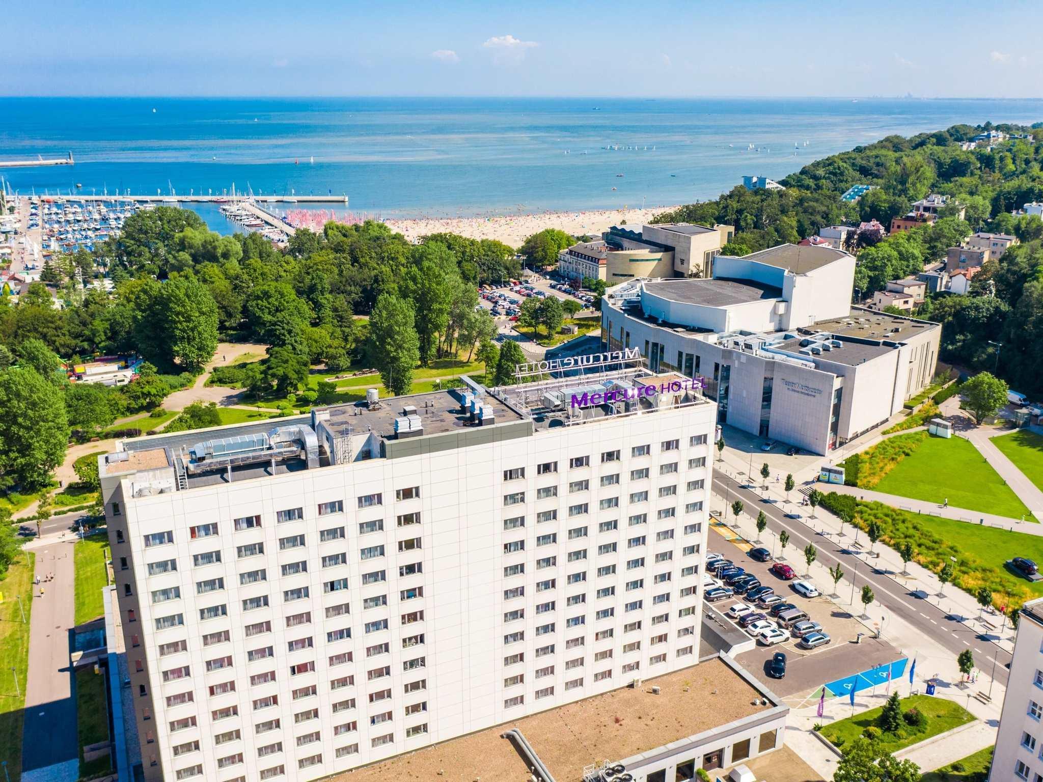 โรงแรม – Hotel Mercure Gdynia Centrum