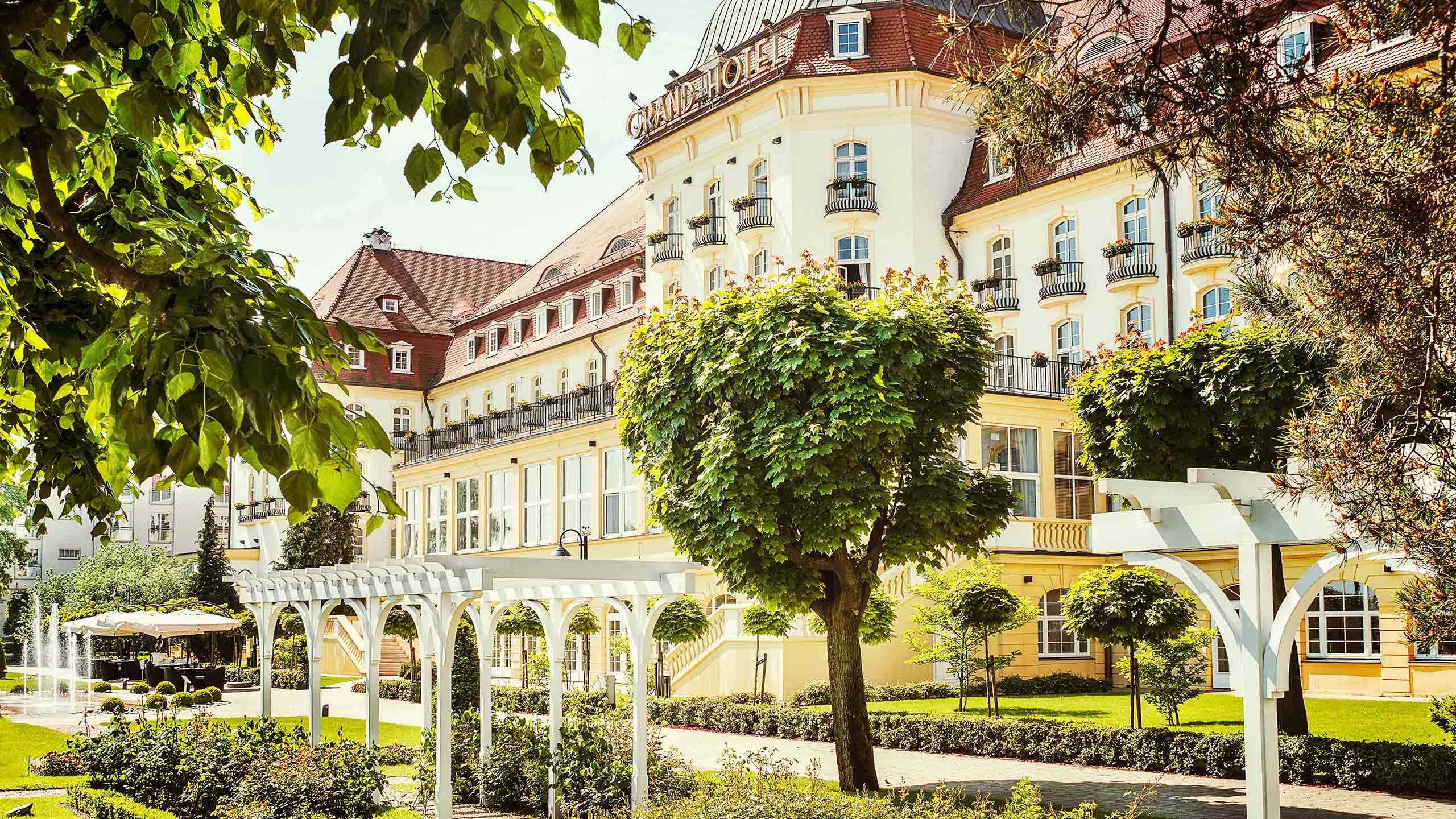 Luxury Hotel Sopot Sofitel Grand Sopot