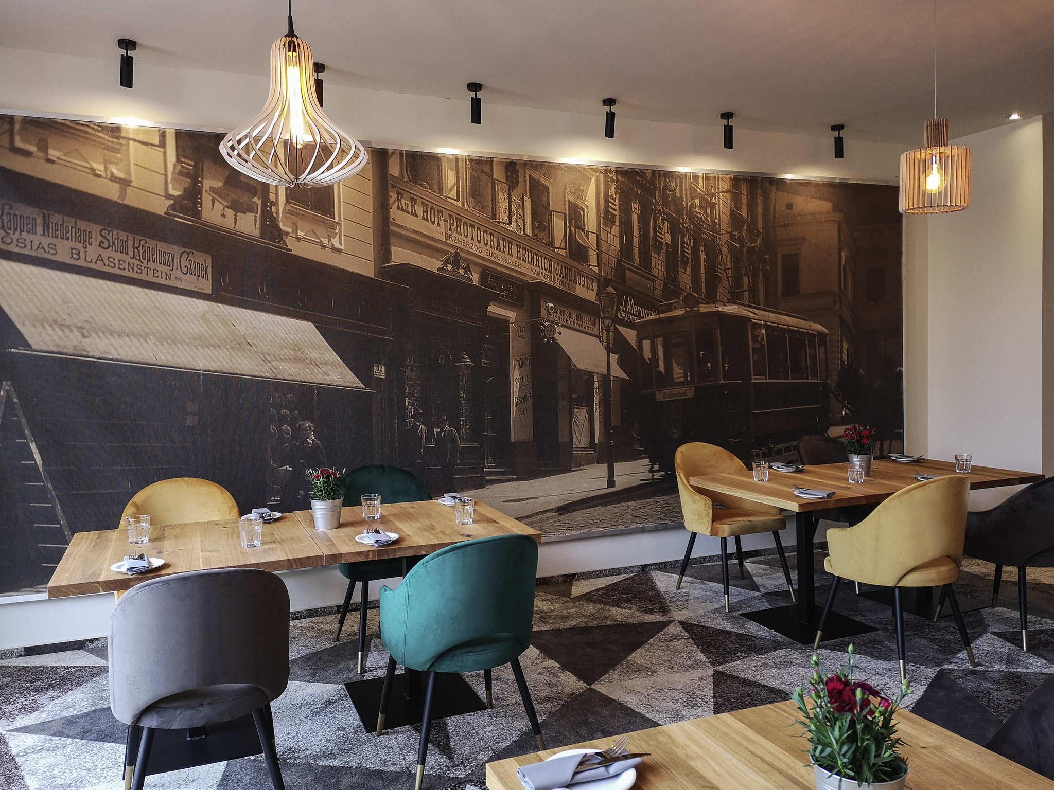 Hotel – Hotel Mercure Cieszyn