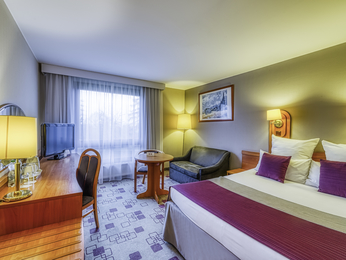 Rooms - Mercure Cieszyn