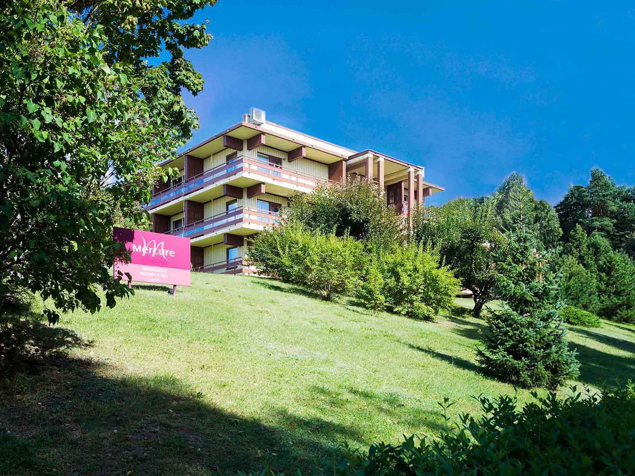 Hôtel - Hotel Mercure Mragowo Resort & Spa