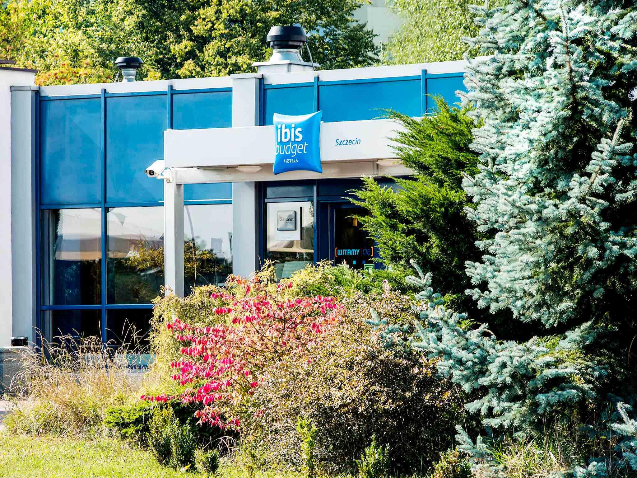 Отель — IBIS BUDGET Szczecin