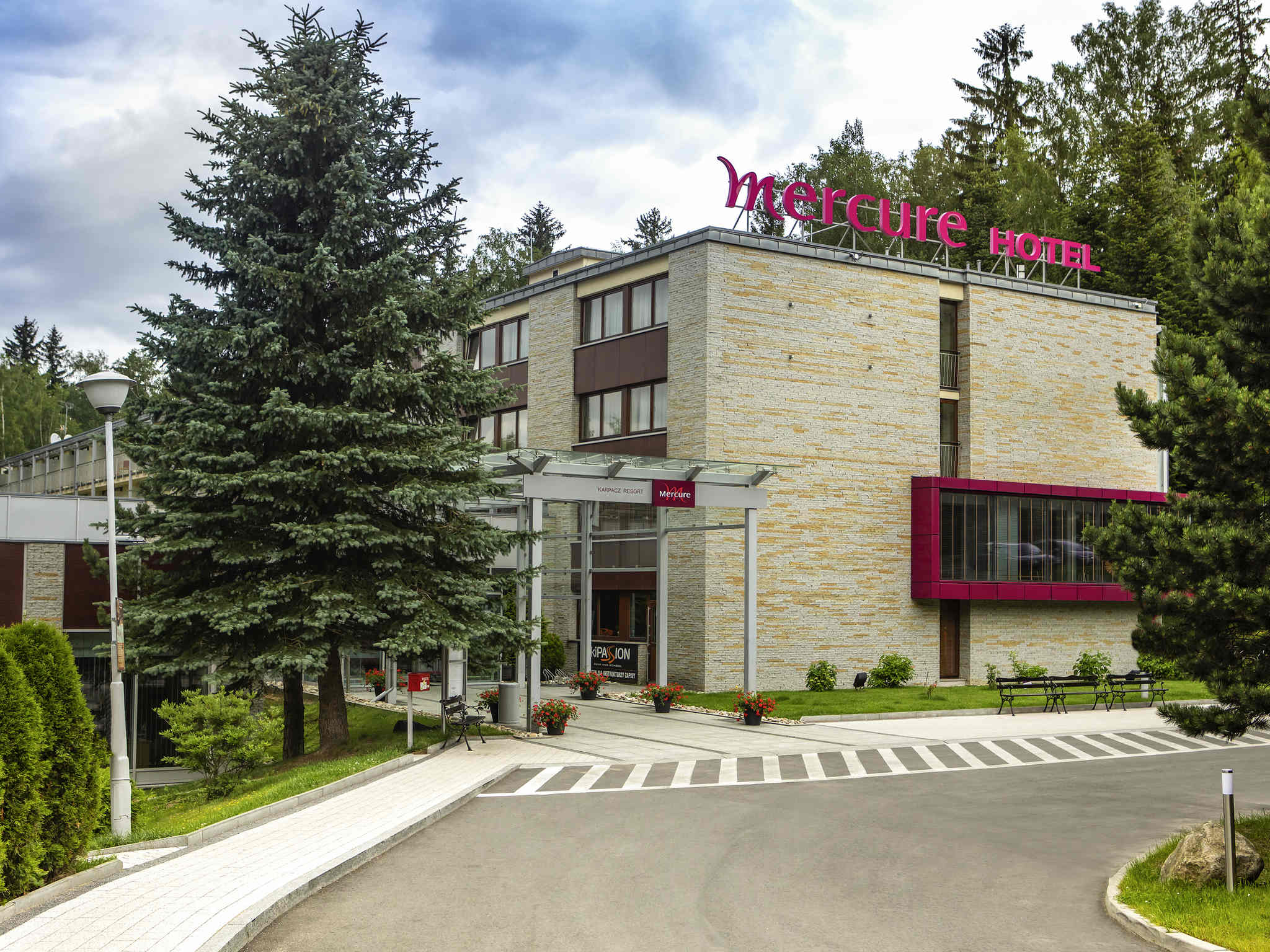 酒店 – 卡尔帕奇斯卡尔尼美居酒店